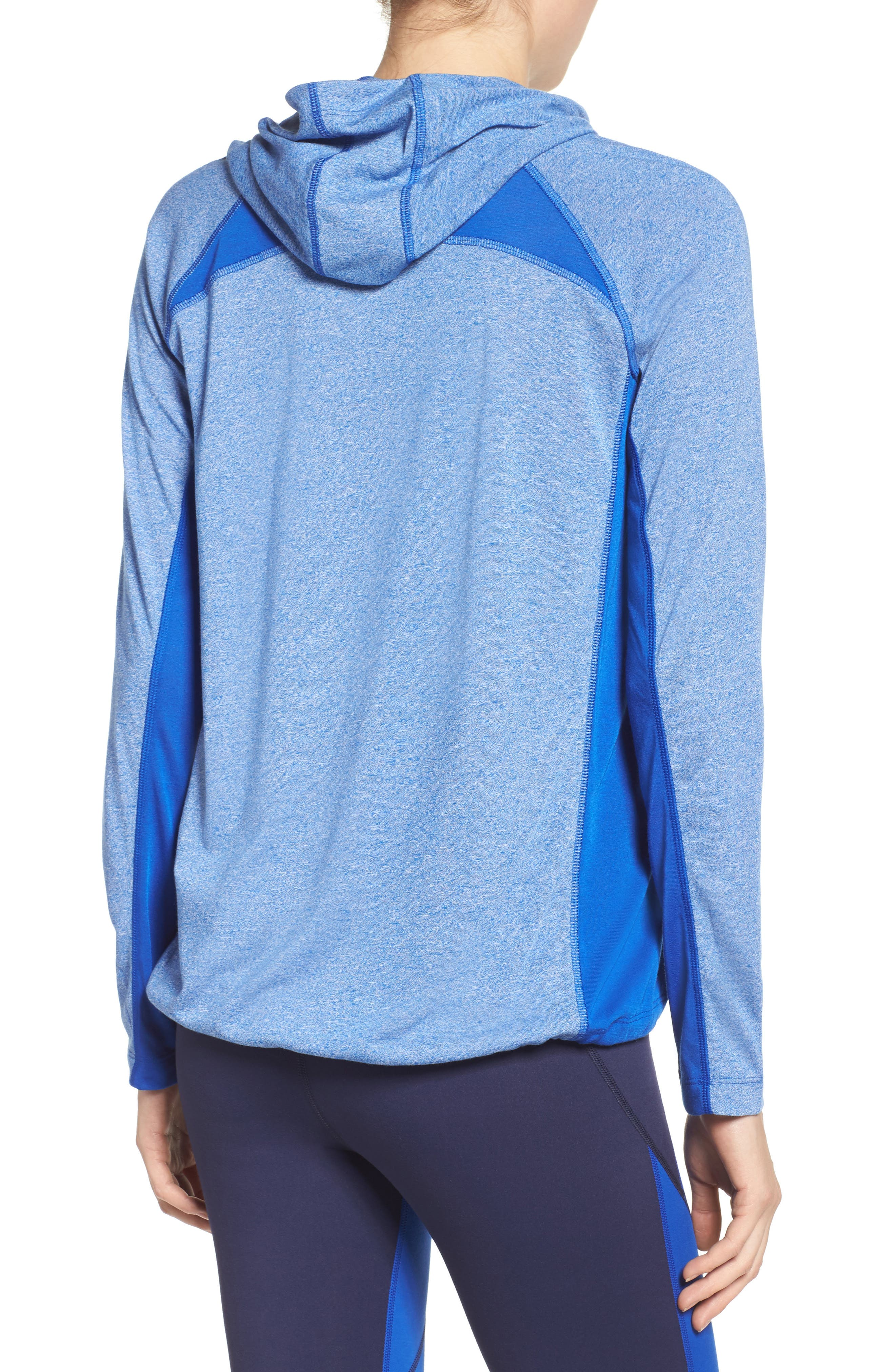 Threadborne Training Hoodie,                             Alternate thumbnail 7, color,
