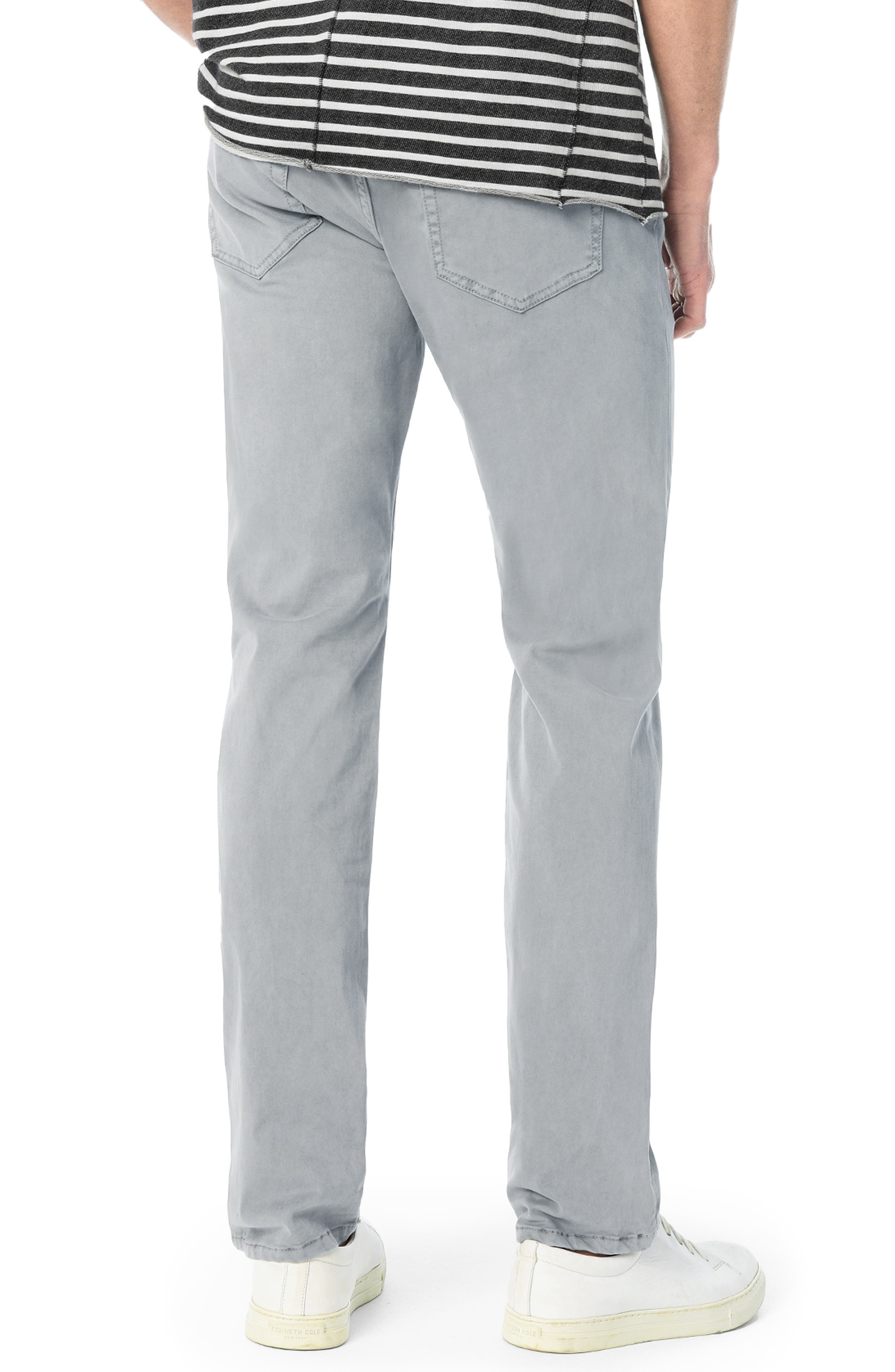 Brixton Slim Straight Chinos,                             Alternate thumbnail 2, color,                             FEATHER
