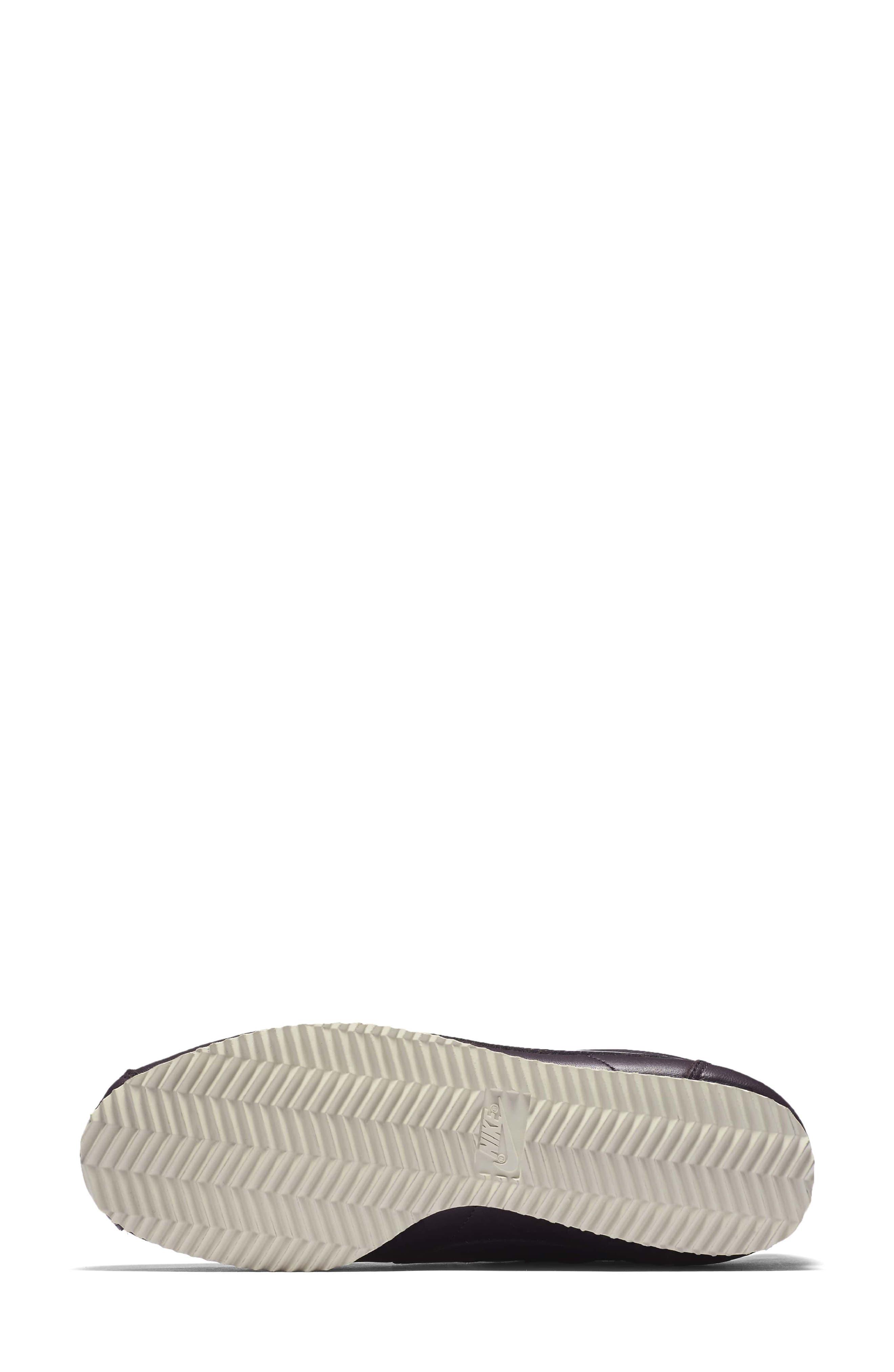 Classic Cortez SE Premium Sneaker,                             Alternate thumbnail 10, color,