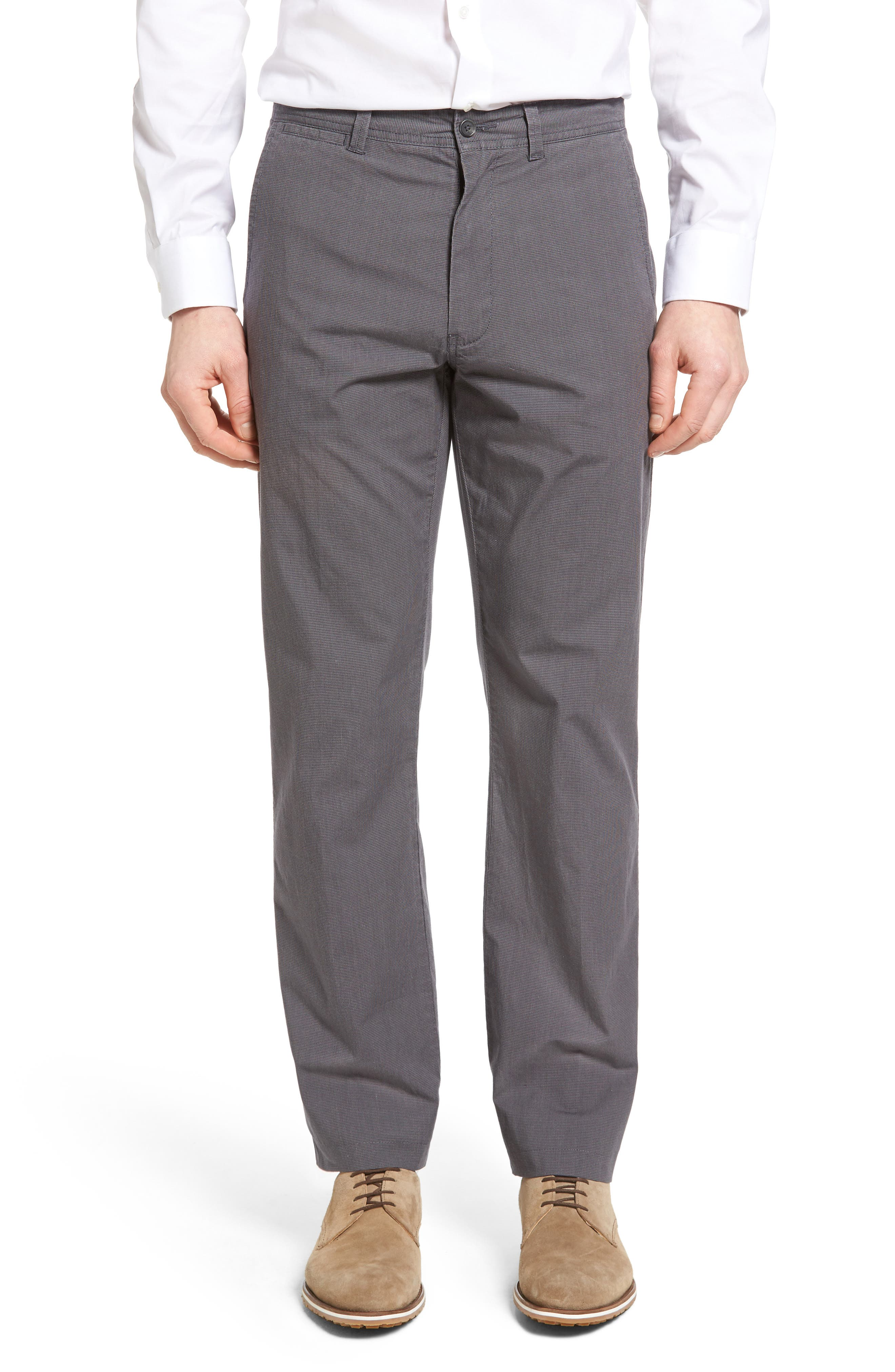 Woodward Regular Fit Trousers,                             Main thumbnail 1, color,                             069