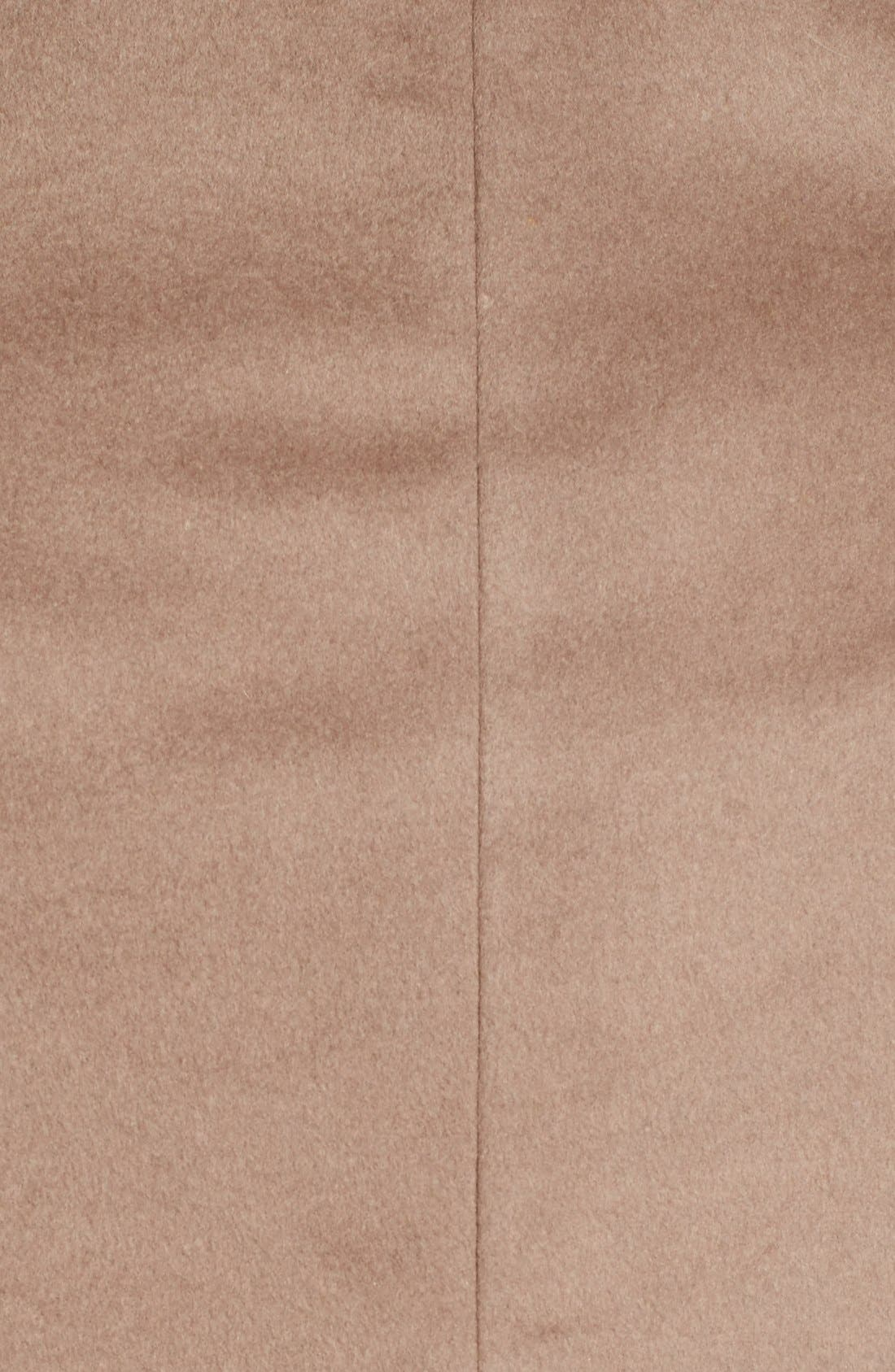 T Tahari Wool Blend Belted Wrap Coat,                             Alternate thumbnail 14, color,