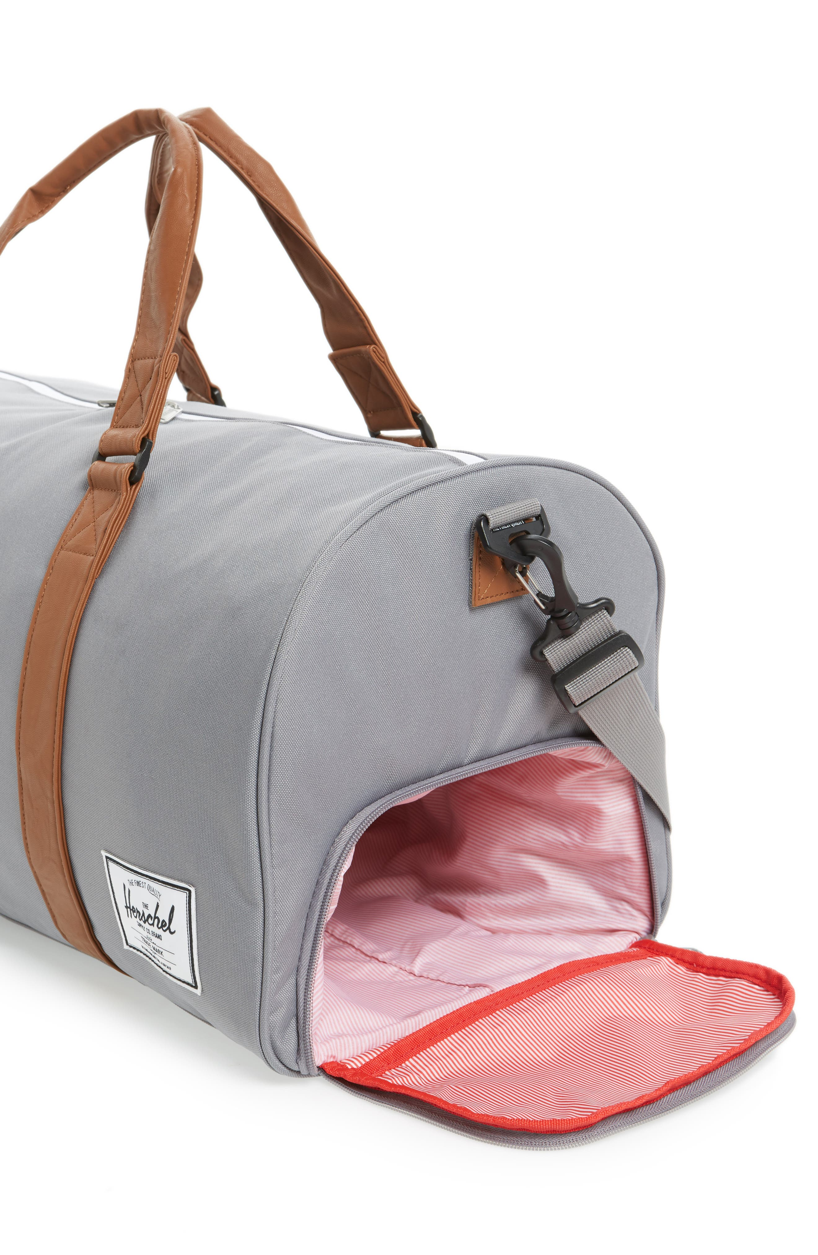 'Novel' Duffel Bag,                             Alternate thumbnail 131, color,