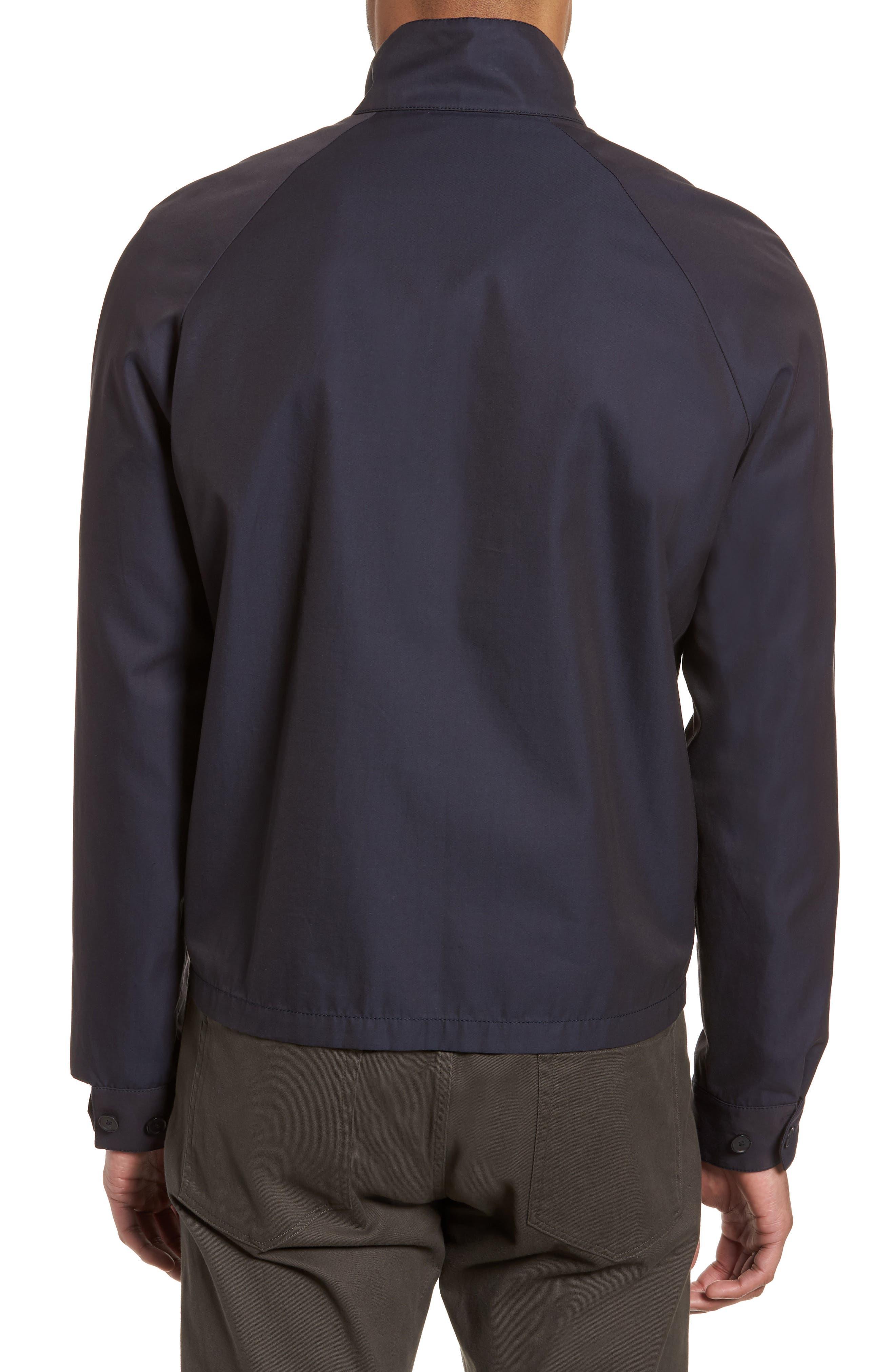 Regular Fit Jacket,                             Alternate thumbnail 2, color,                             NAVY