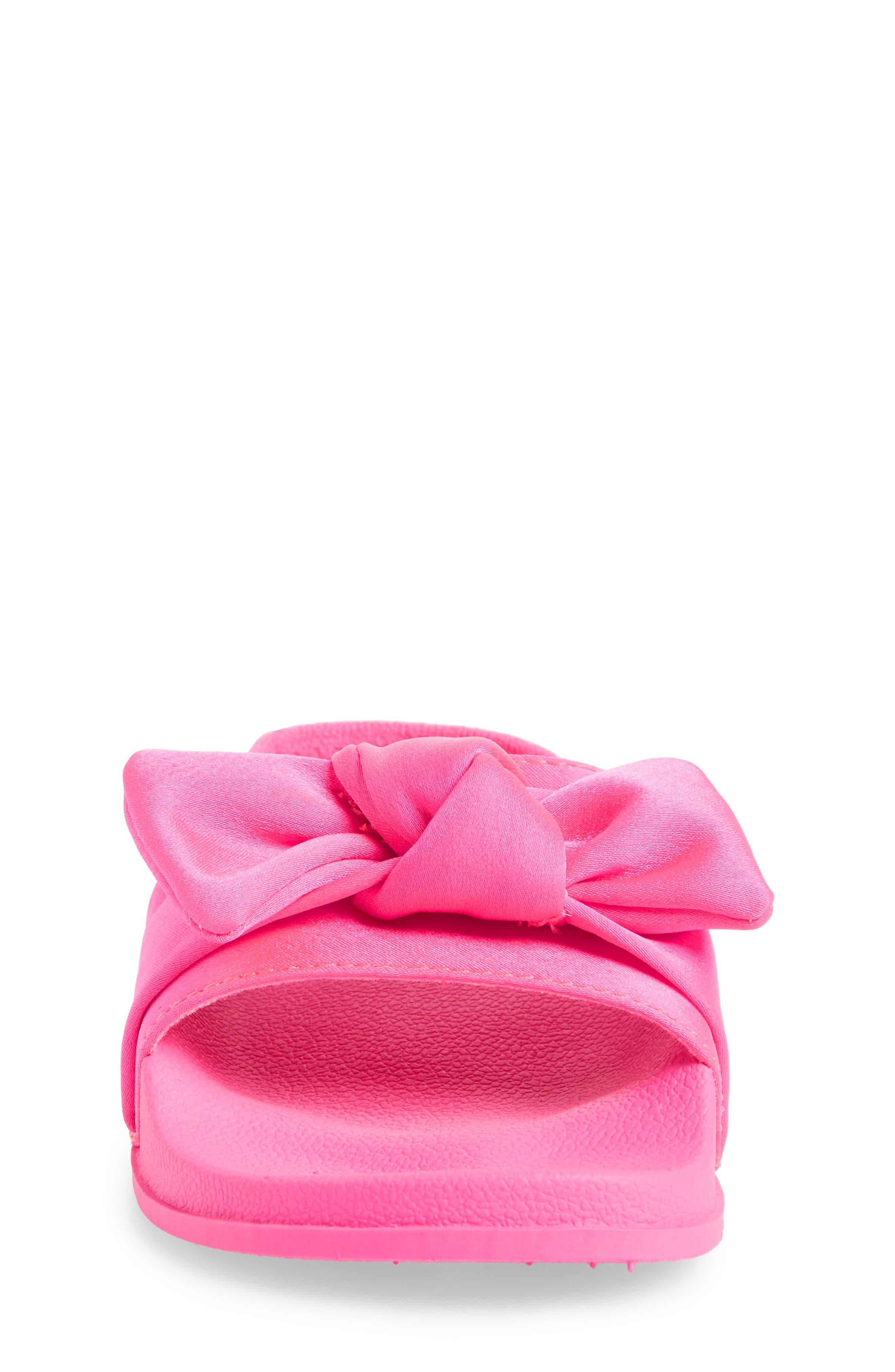 Tsilky Knotted Slide Sandal,                             Alternate thumbnail 19, color,