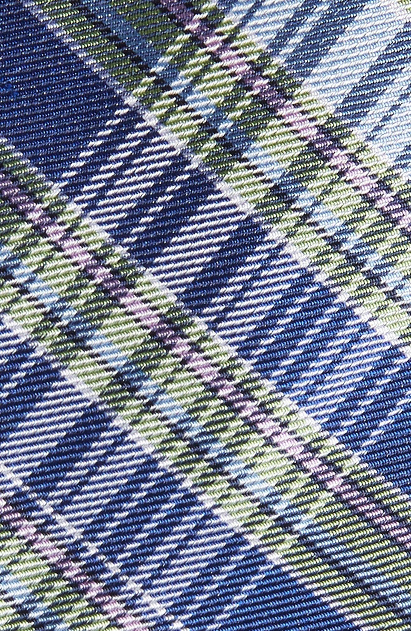Sassafrass Plaid Silk Tie,                             Alternate thumbnail 6, color,