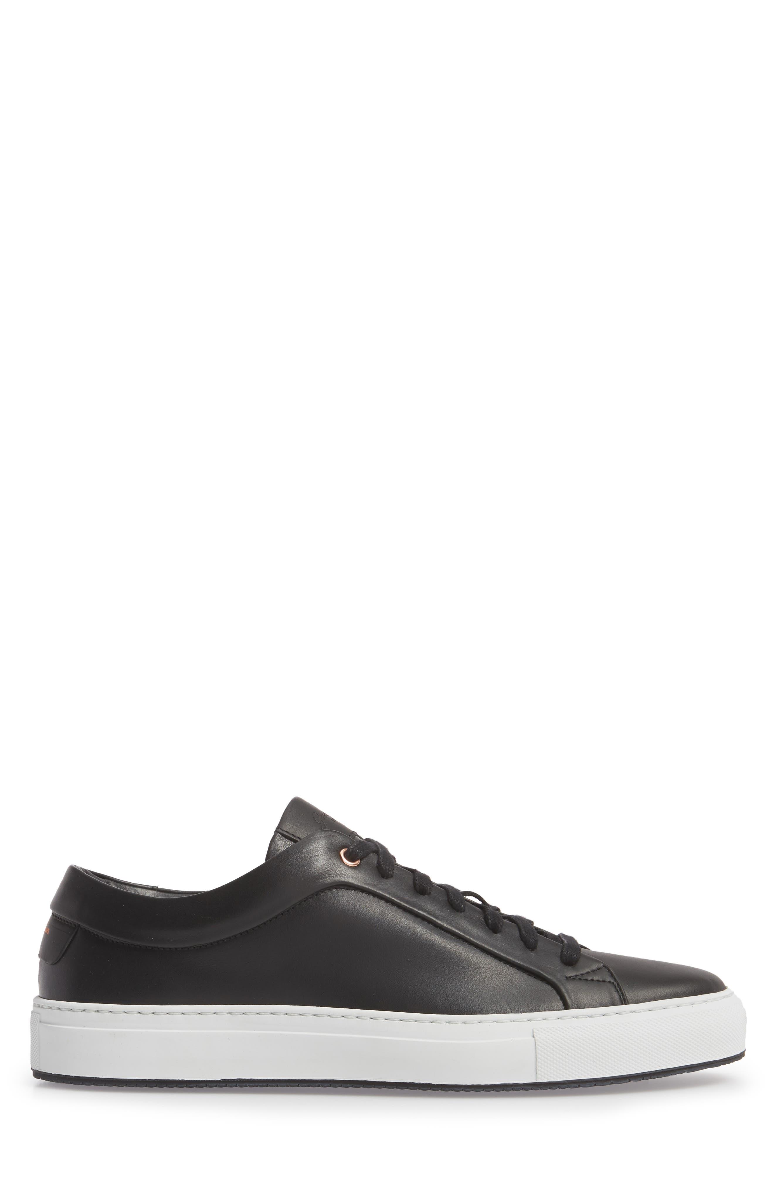 Sure Shot Premium Low Top Sneaker,                             Alternate thumbnail 3, color,                             004