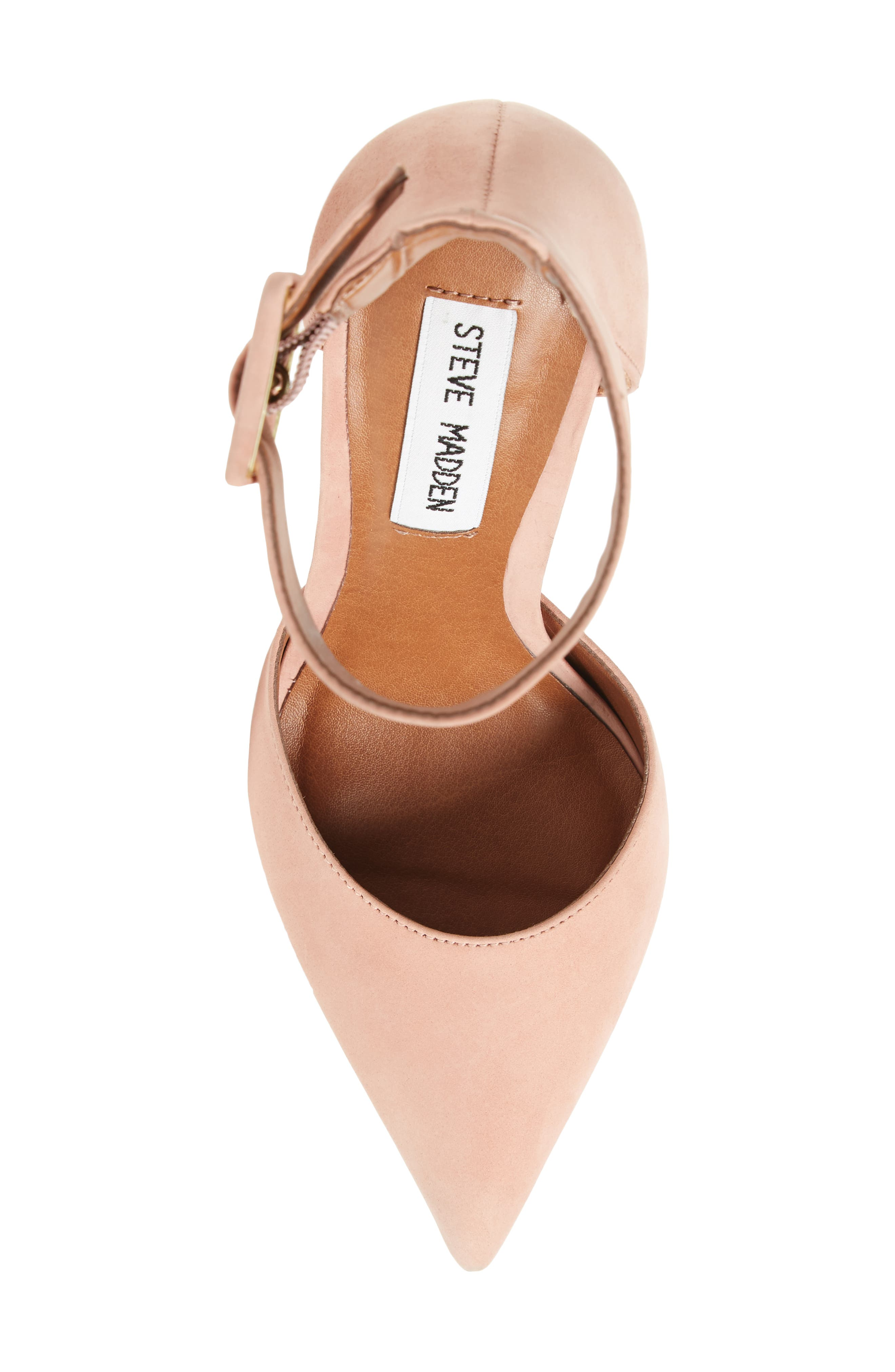 Posted Ankle Strap Pump,                             Alternate thumbnail 15, color,