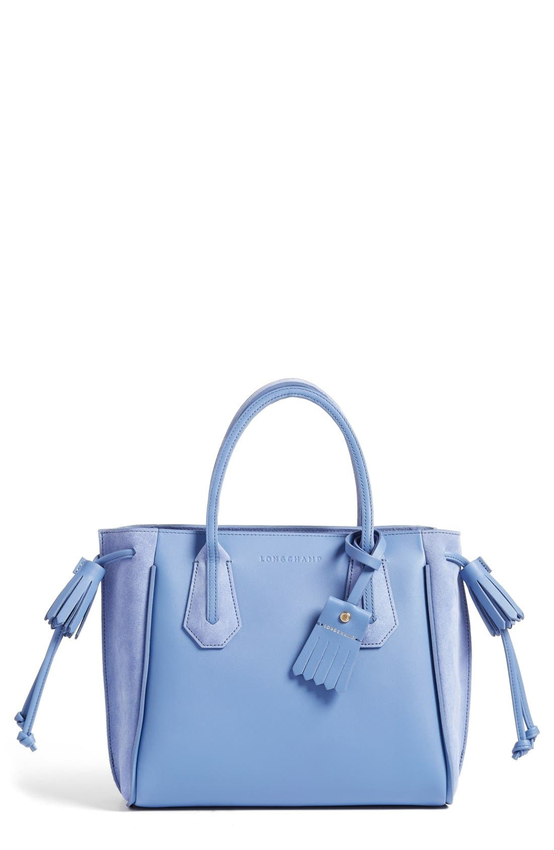'Small Penelope Fantasie' Leather Tote,                             Main thumbnail 2, color,