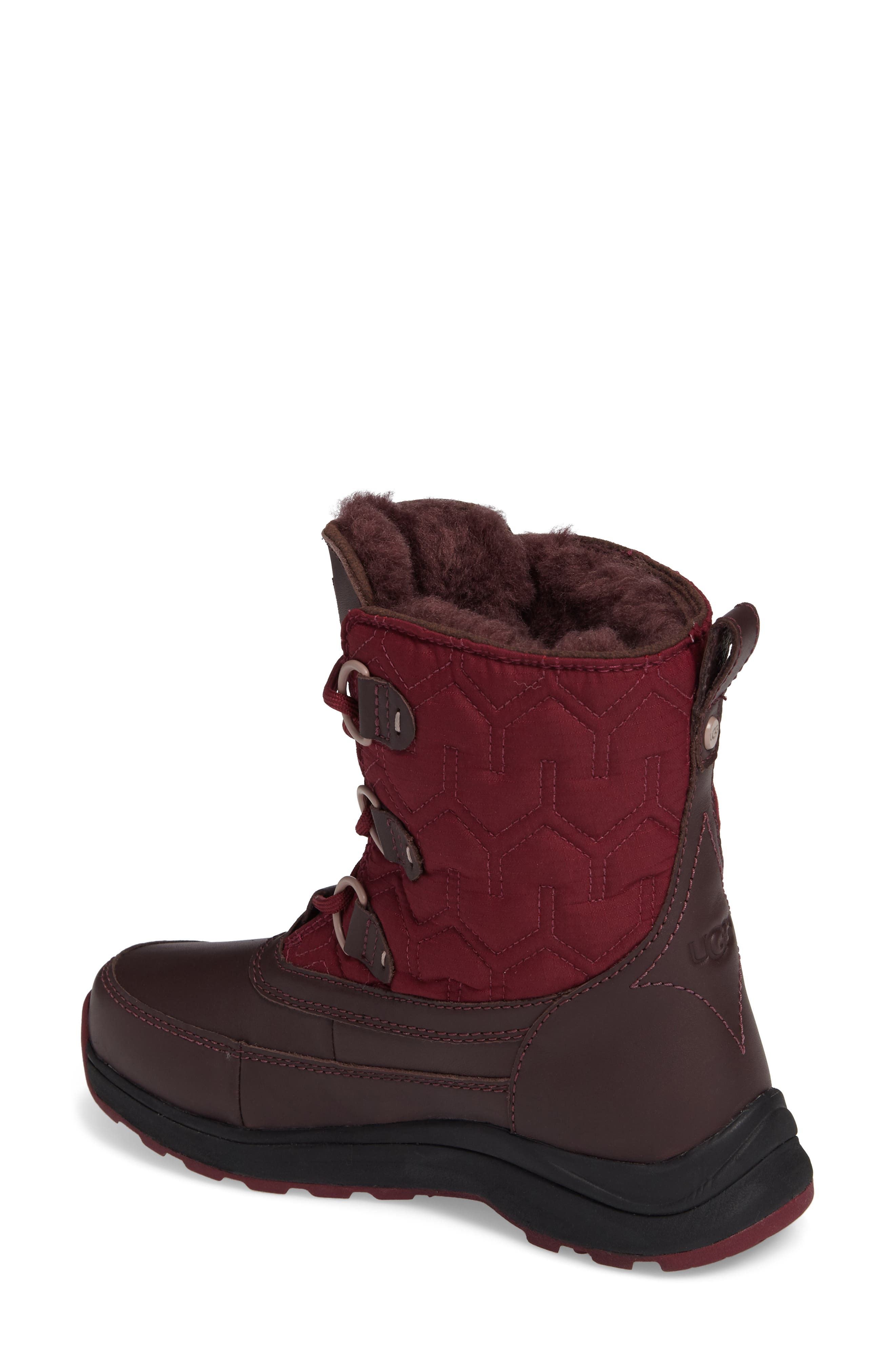 Lachlan Waterproof Insulated Snow Boot,                             Alternate thumbnail 6, color,