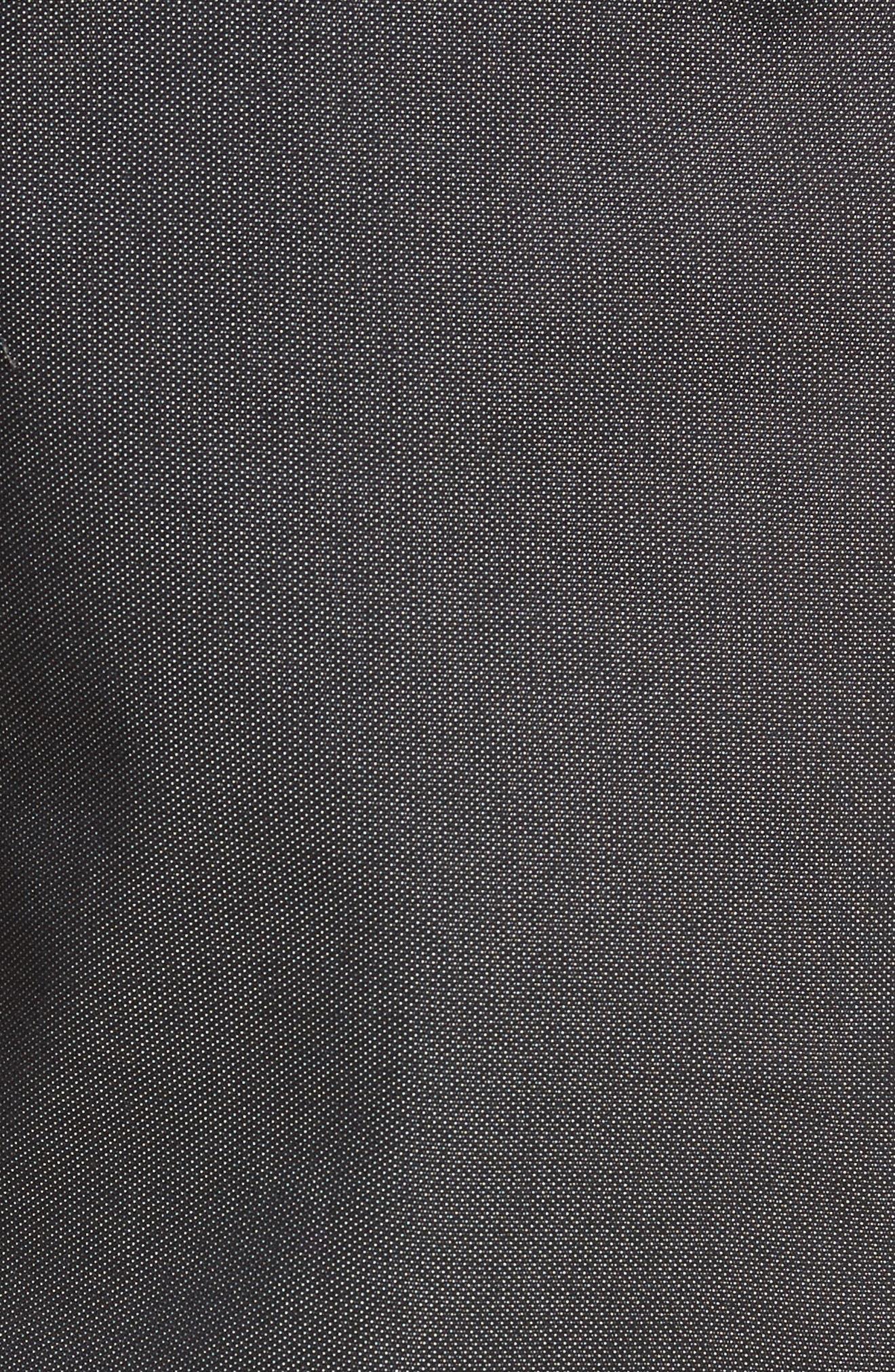 Maine Straight Leg Jeans,                             Alternate thumbnail 5, color,                             001