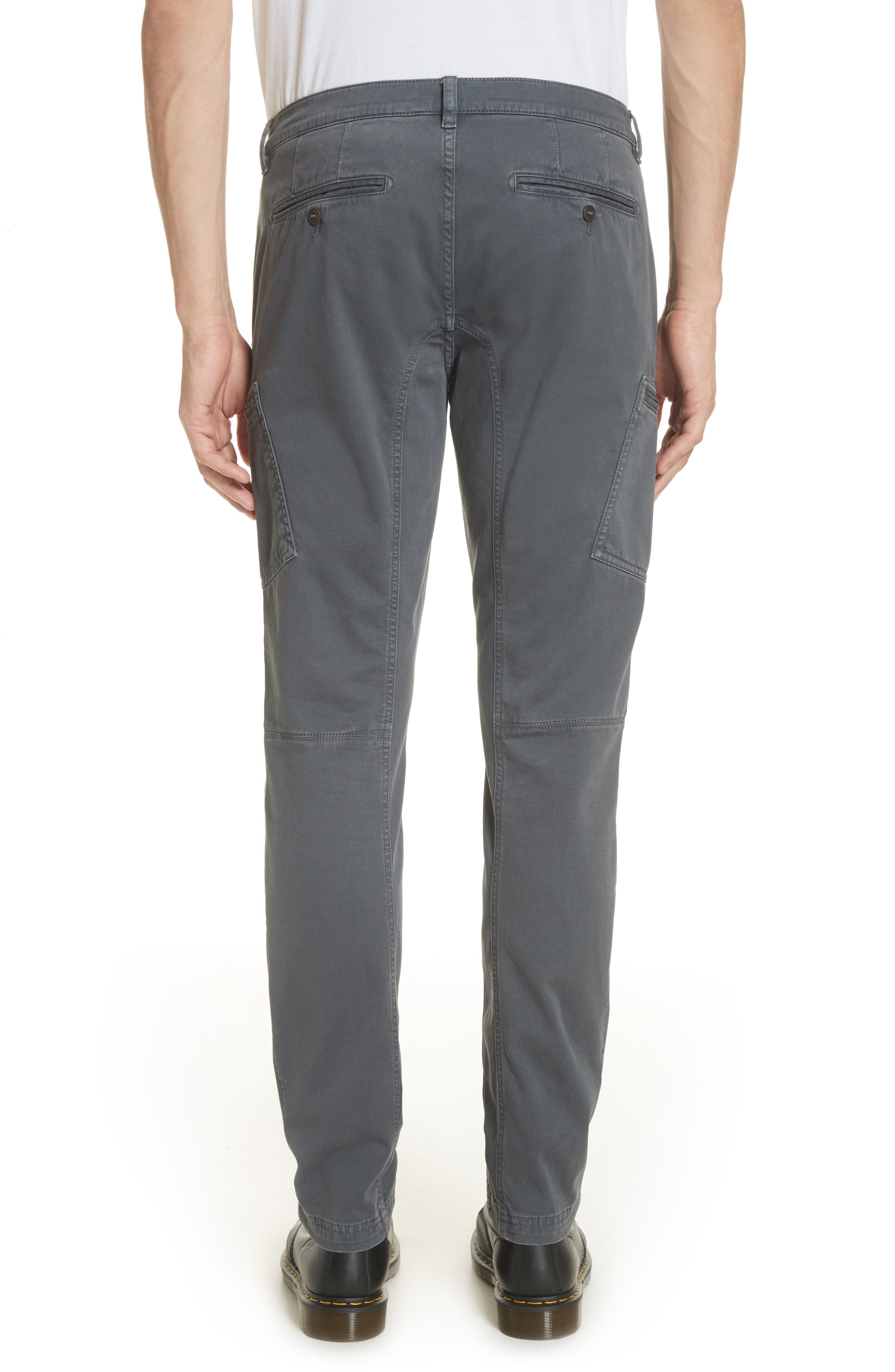 Garment Dyed Cargo Pants,                             Alternate thumbnail 2, color,                             022