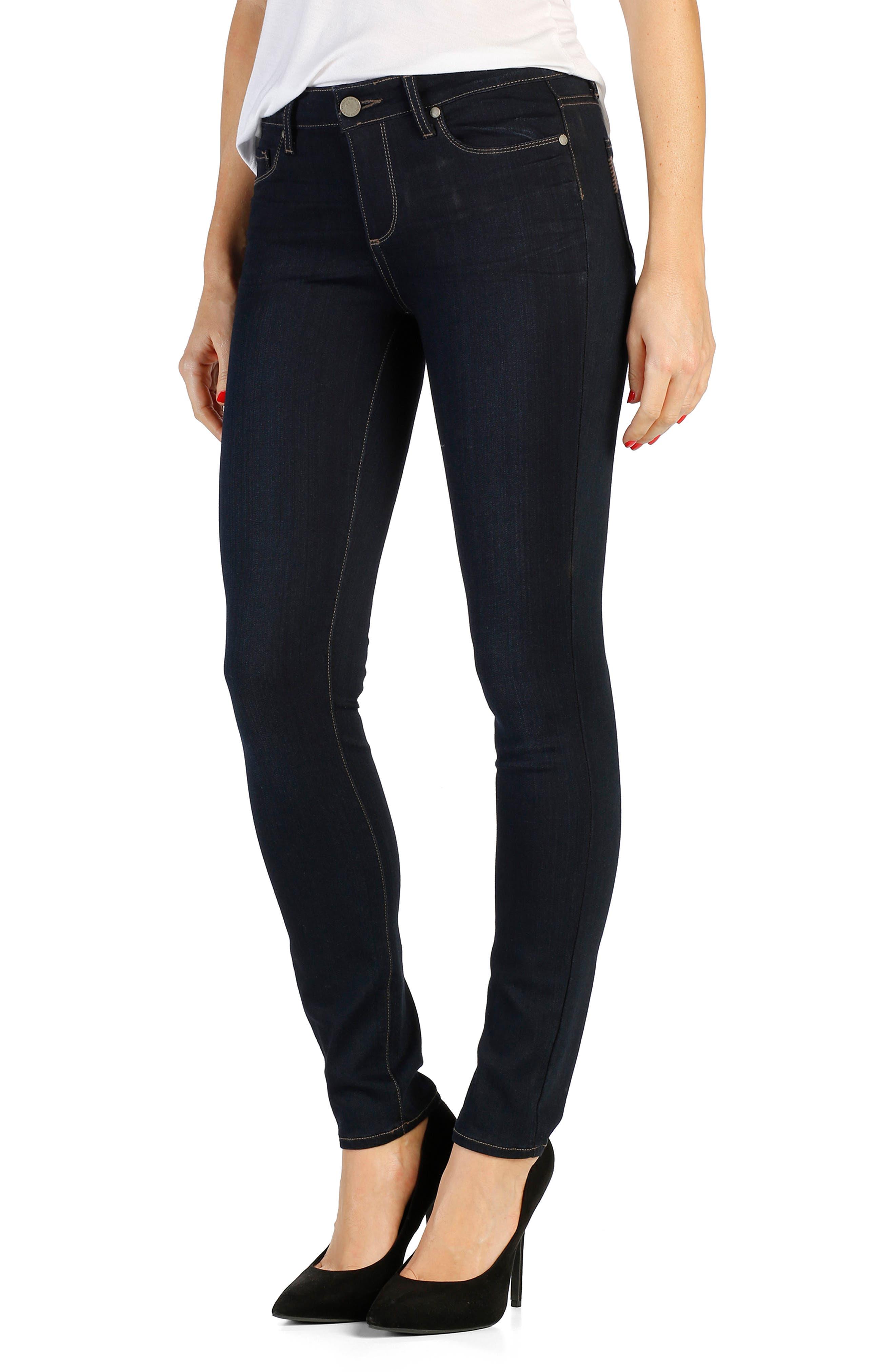 Transcend - Leggy Ultra Skinny Jeans,                         Main,                         color, MONA