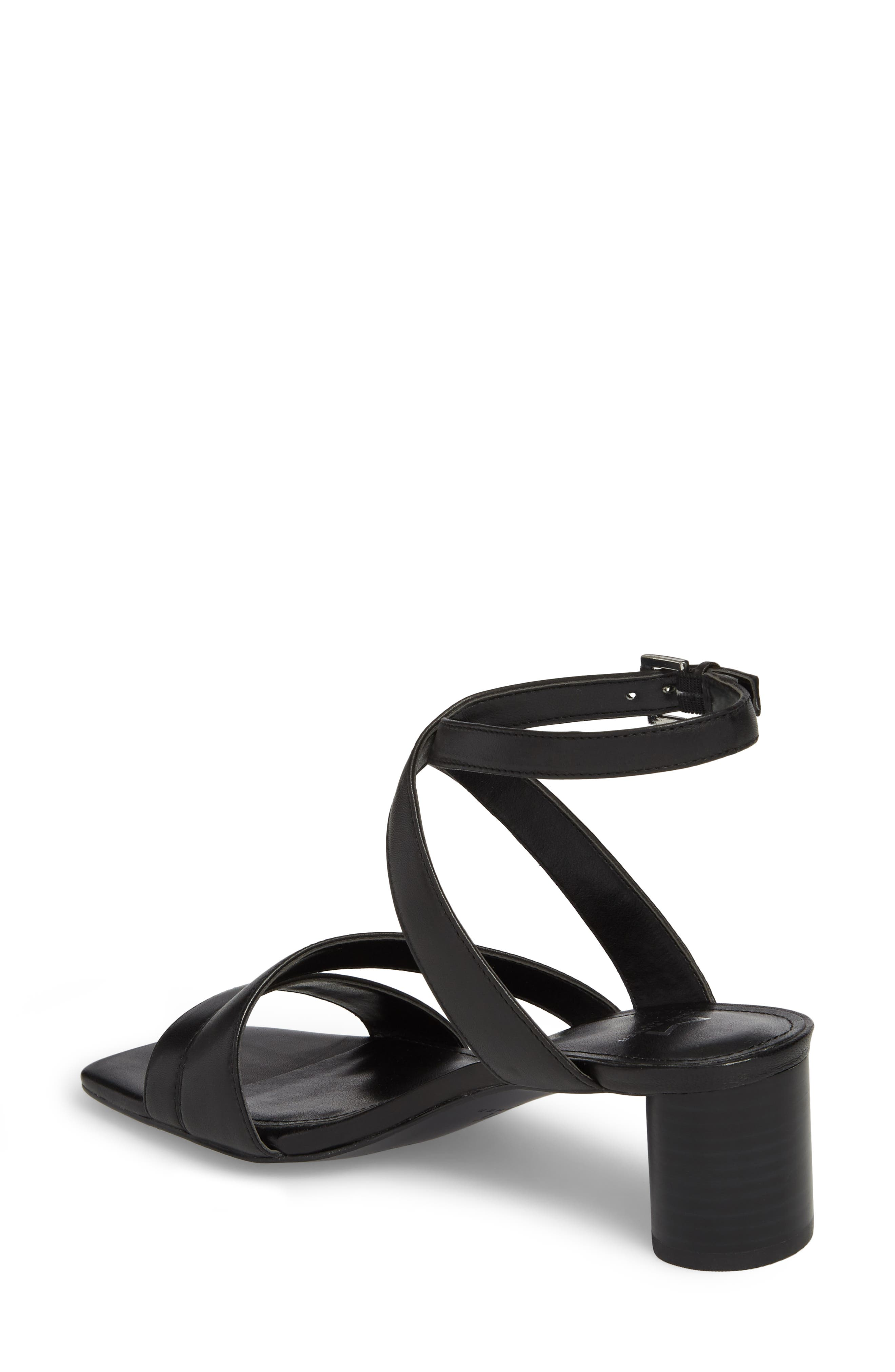 Marc Fischer LTD Idana Strappy Sandal,                             Alternate thumbnail 2, color,                             001