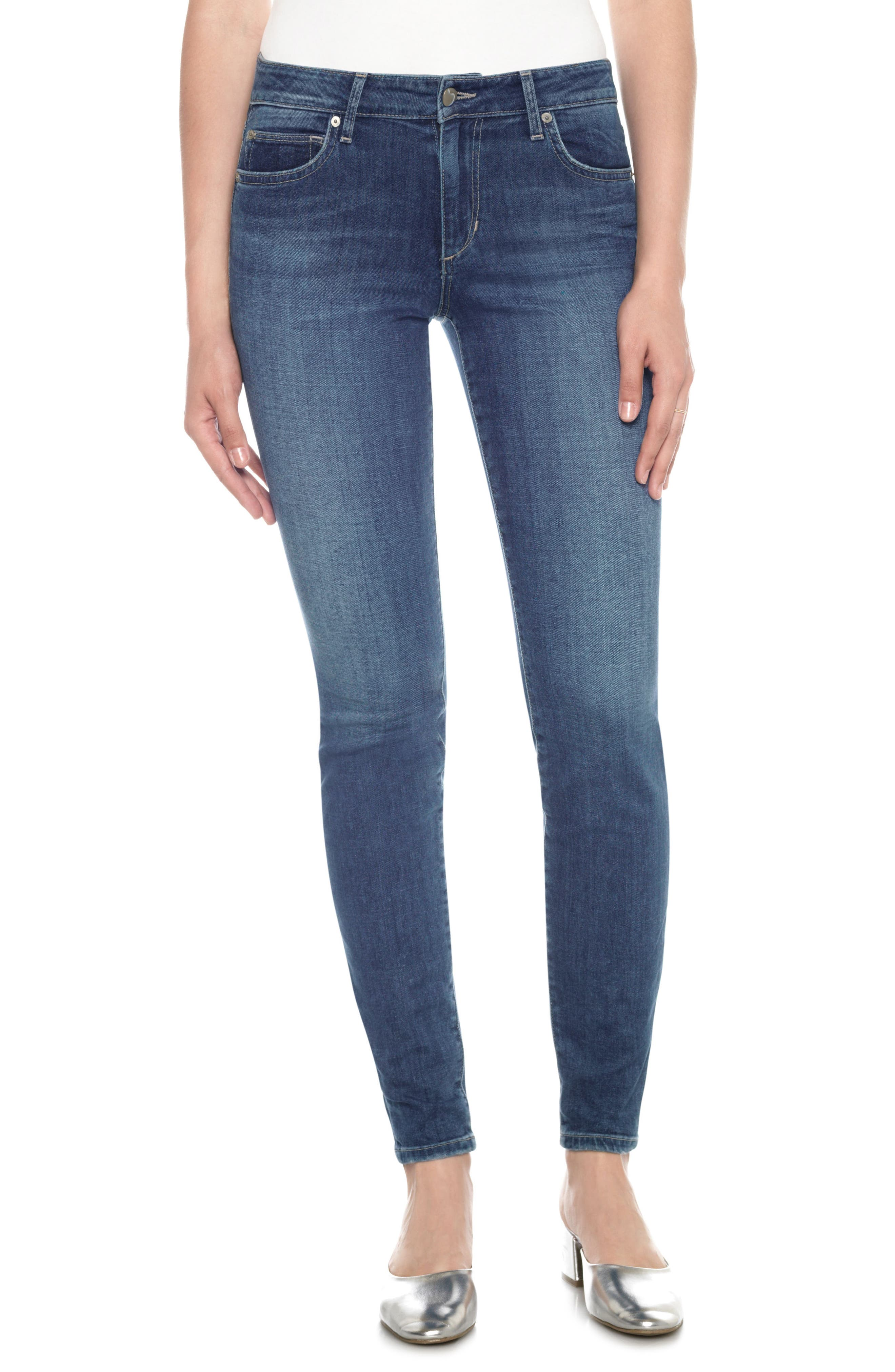 Honey Curvy Skinny Jeans,                         Main,                         color, 411
