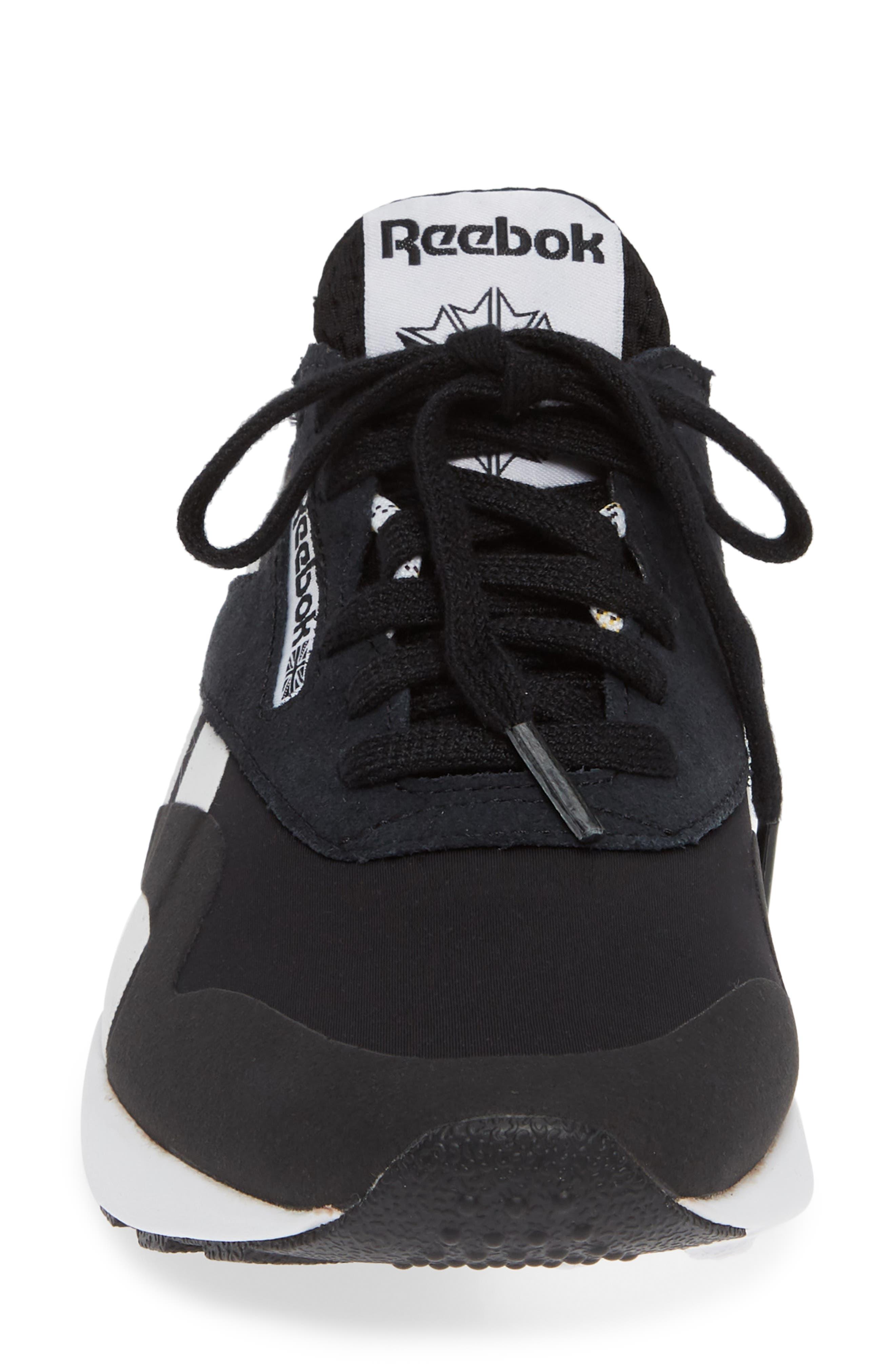 Classic Nylon SP Sneaker,                             Alternate thumbnail 4, color,                             001