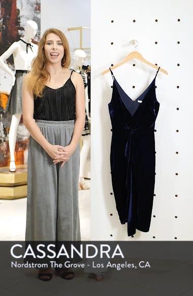 Drape Midi Dress, sales video thumbnail