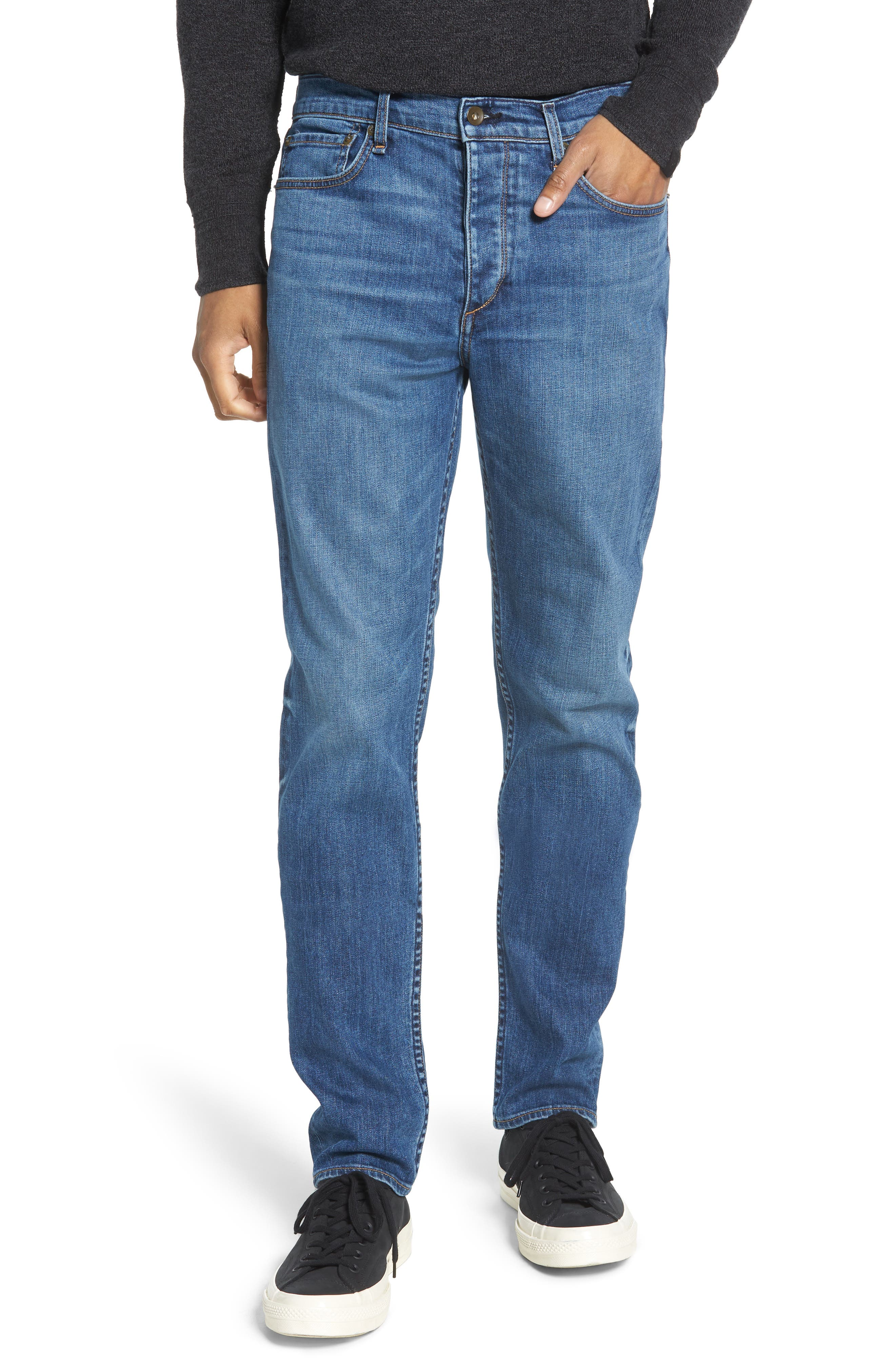 Fit 2 Slim Fit Jeans,                         Main,                         color, LENNY