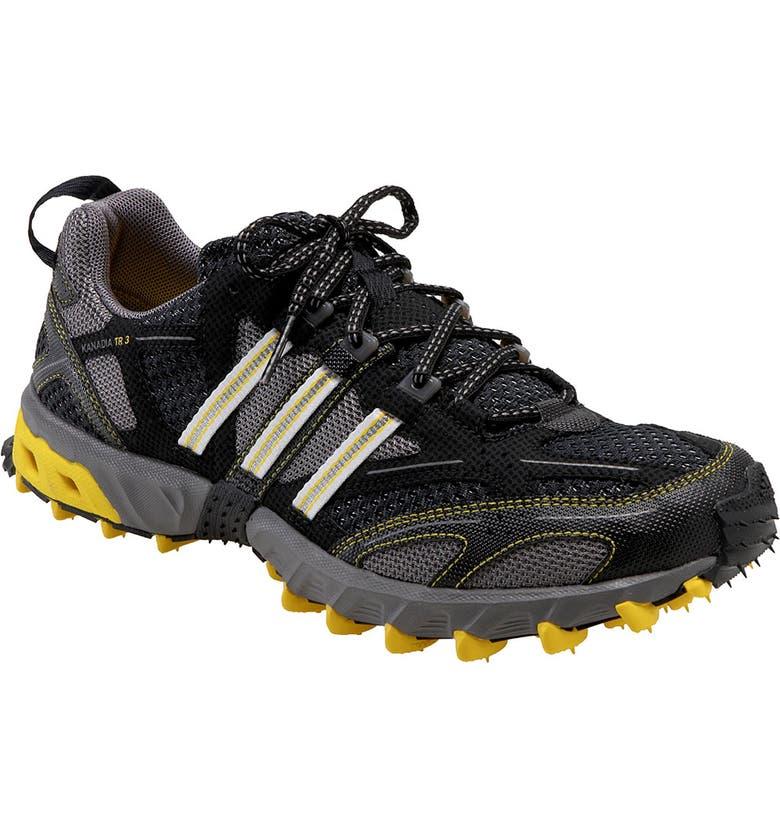 adidas  Kanadia TR 3  Trail Shoe (Men)  0cdbe25c8