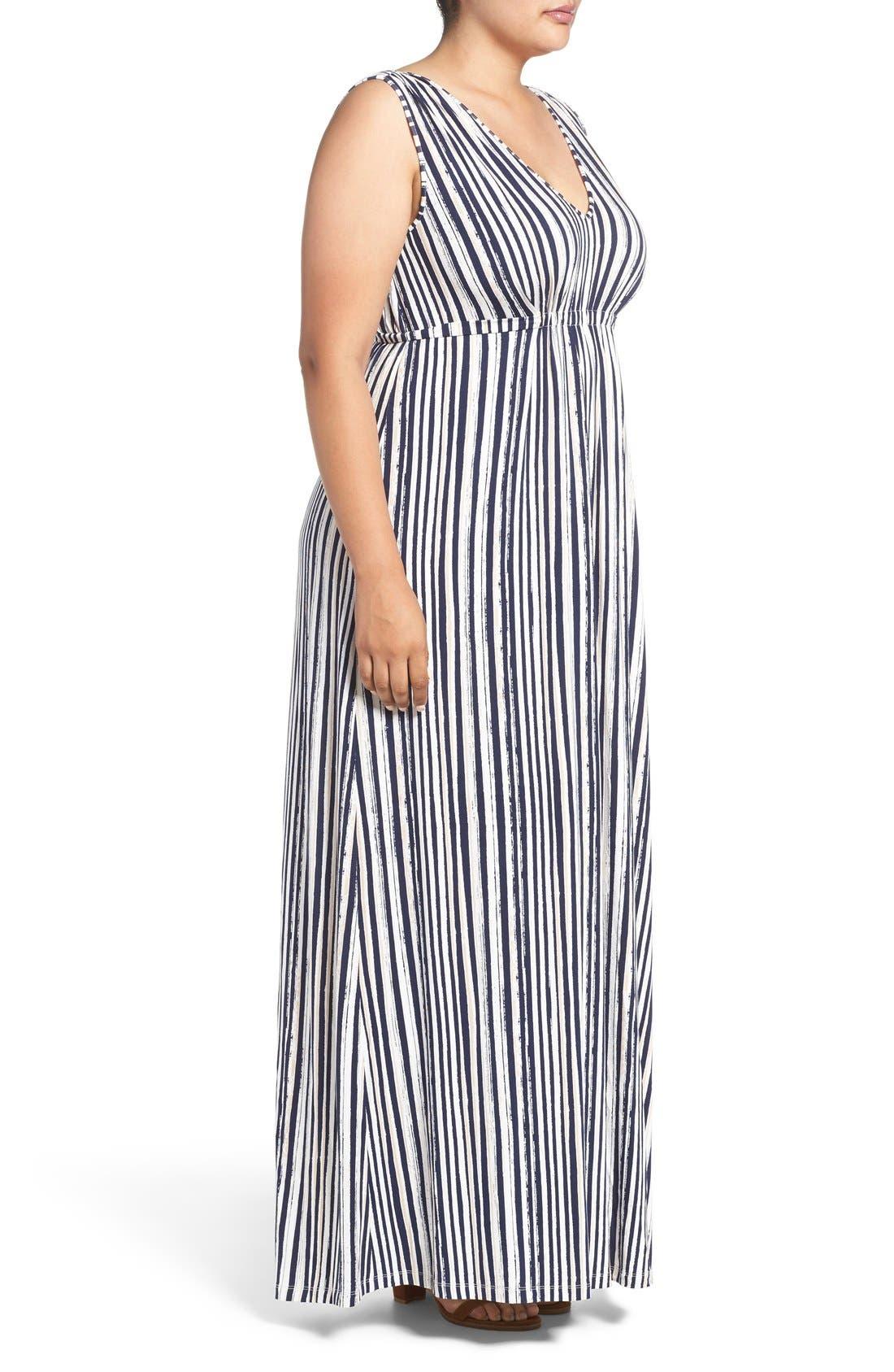 Grecia Sleeveless Jersey Maxi Dress,                             Alternate thumbnail 23, color,