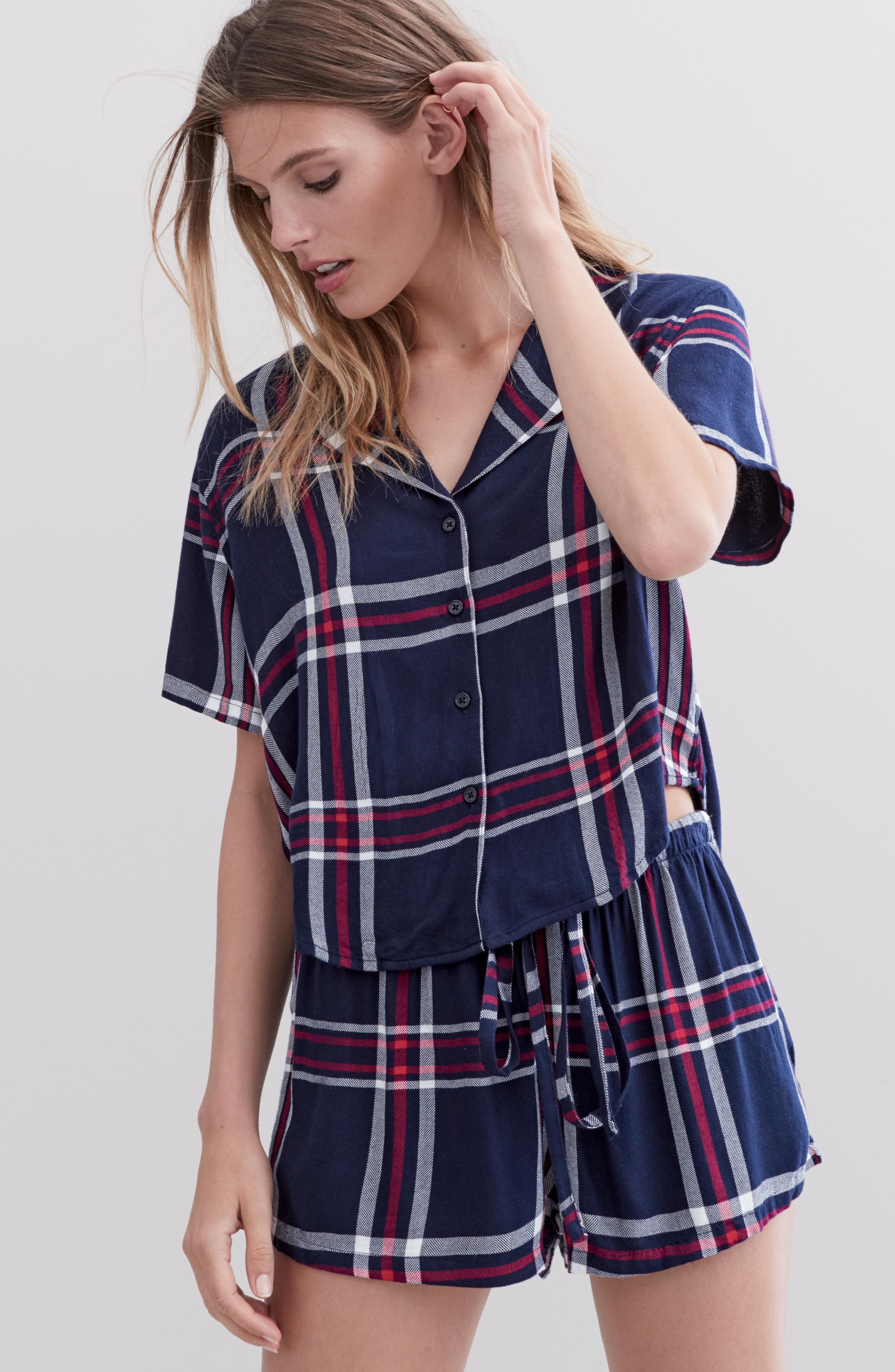 Short Pajamas,                             Alternate thumbnail 7, color,                             426