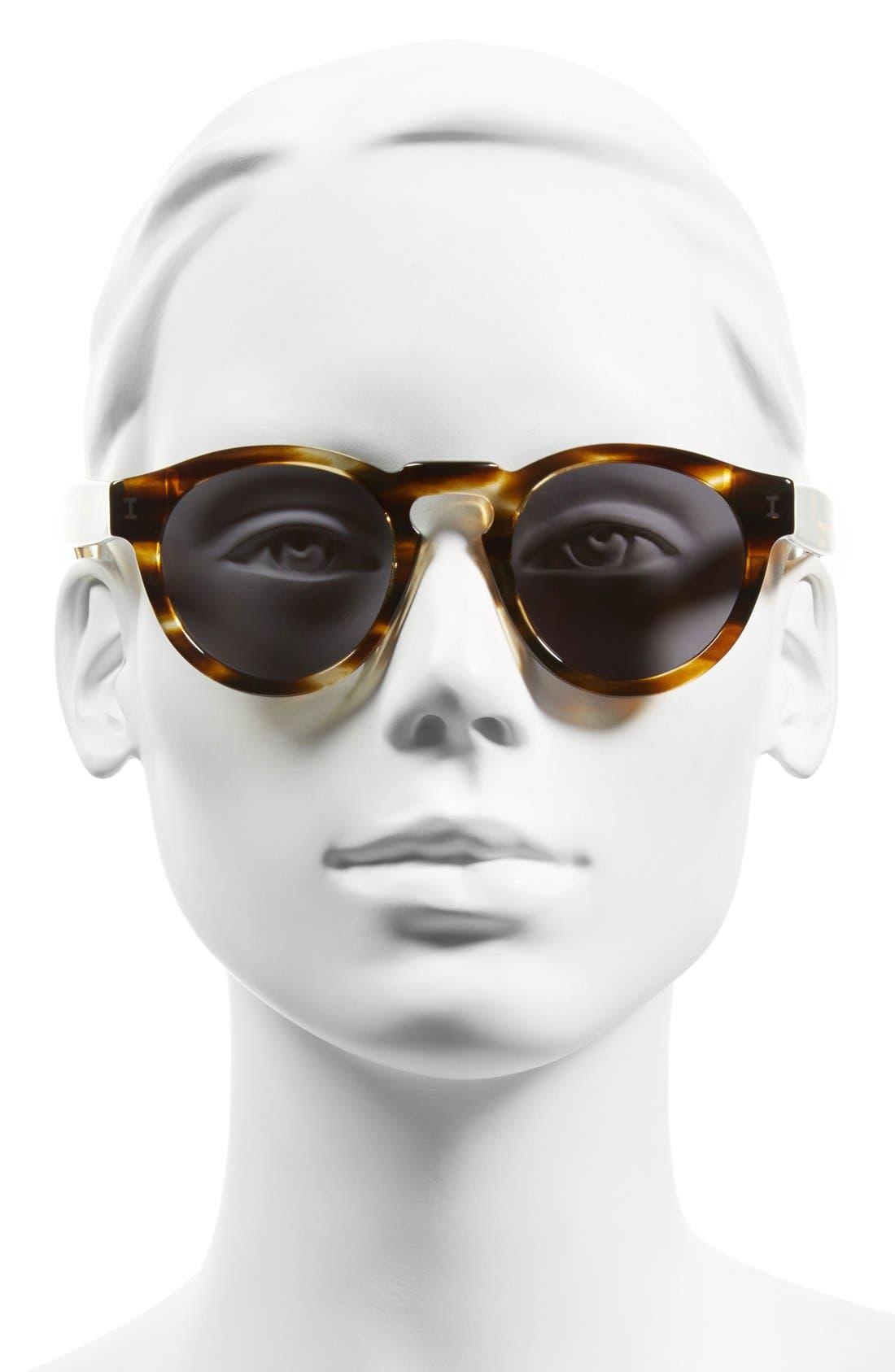 'Leonard' 47mm Sunglasses,                             Alternate thumbnail 120, color,
