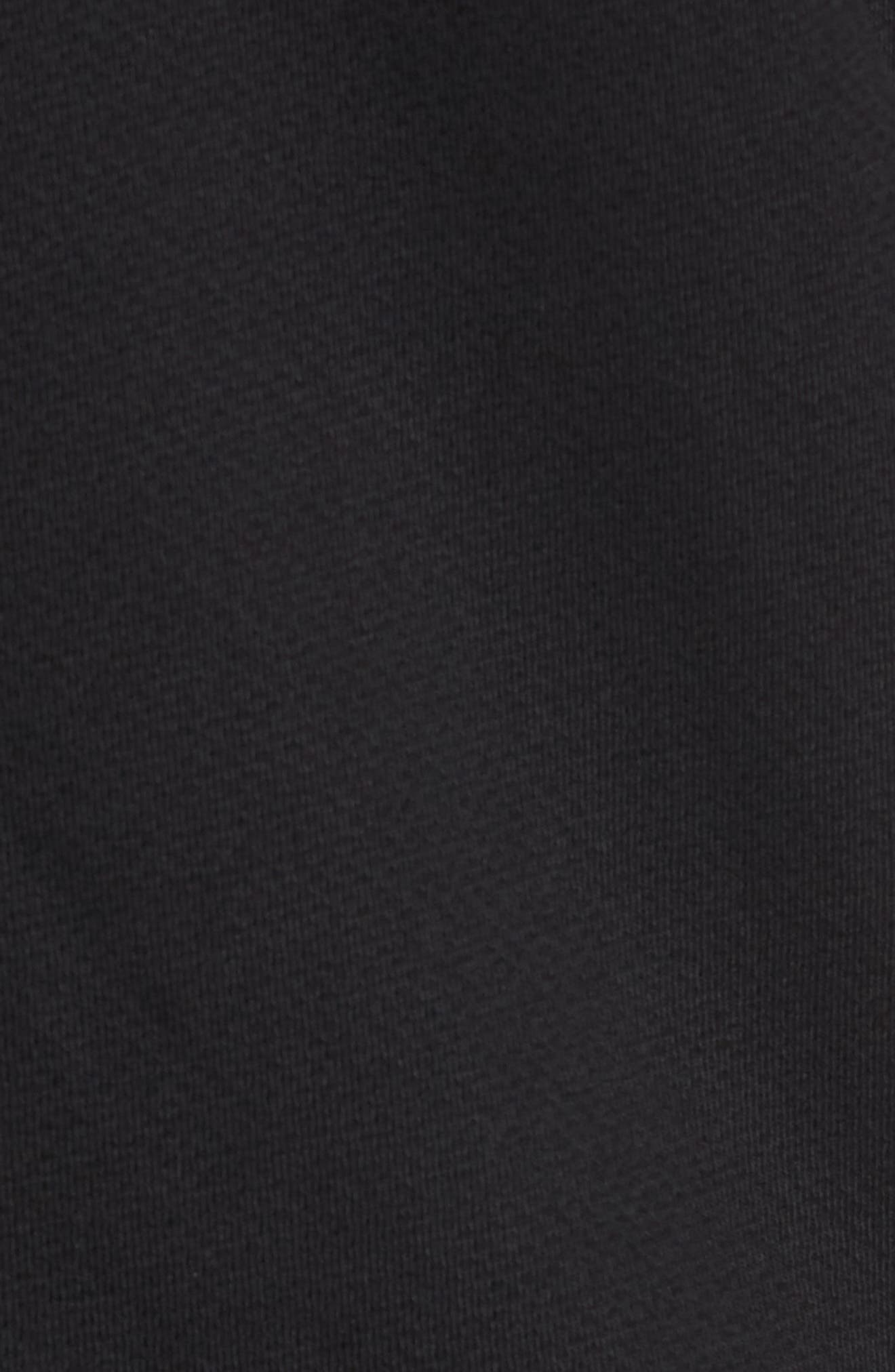 Rhodes Motorcross Knit Jacket,                             Alternate thumbnail 6, color,                             001