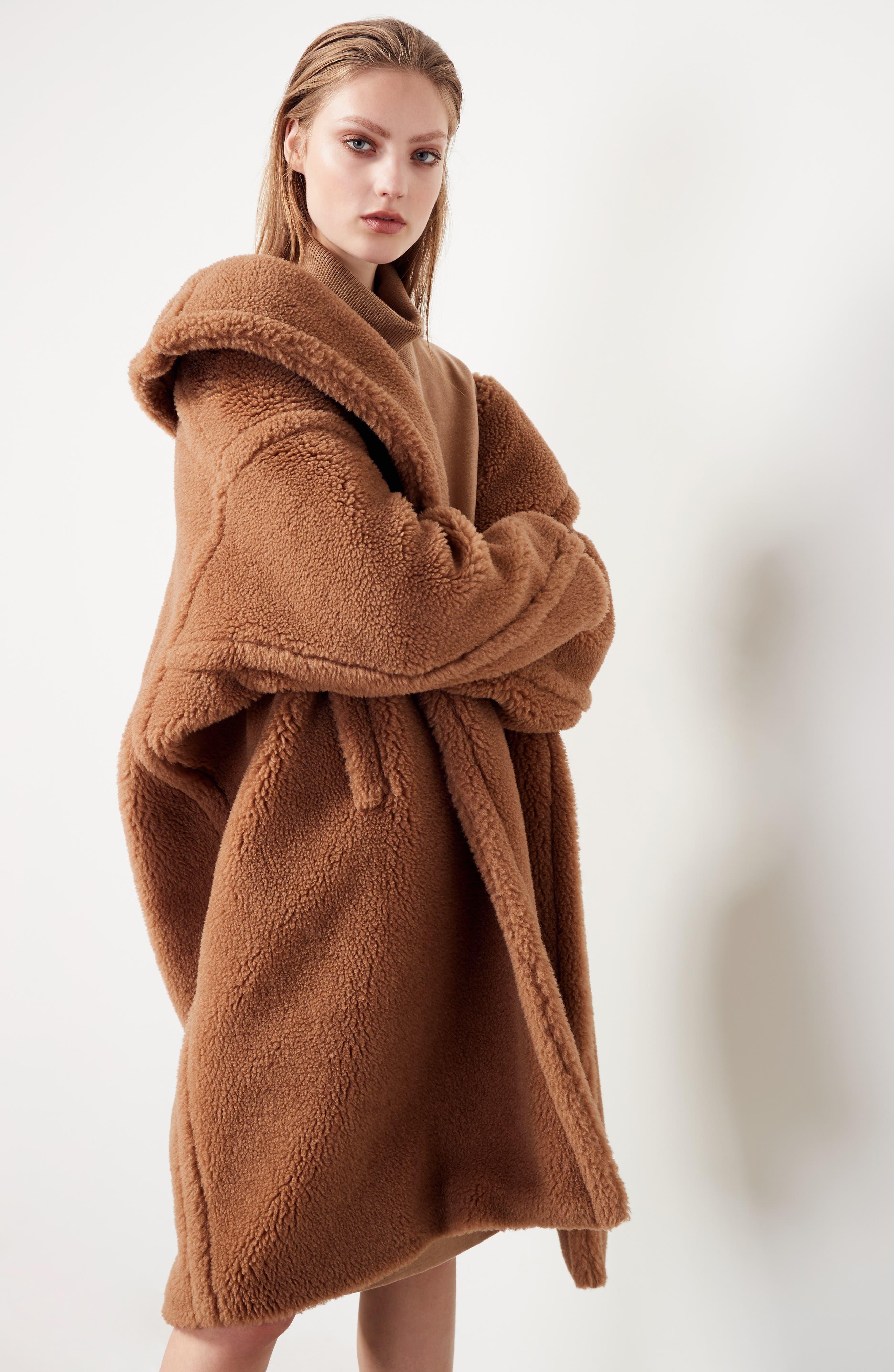 Agro Wool Turtleneck Dress,                             Alternate thumbnail 6, color,                             232