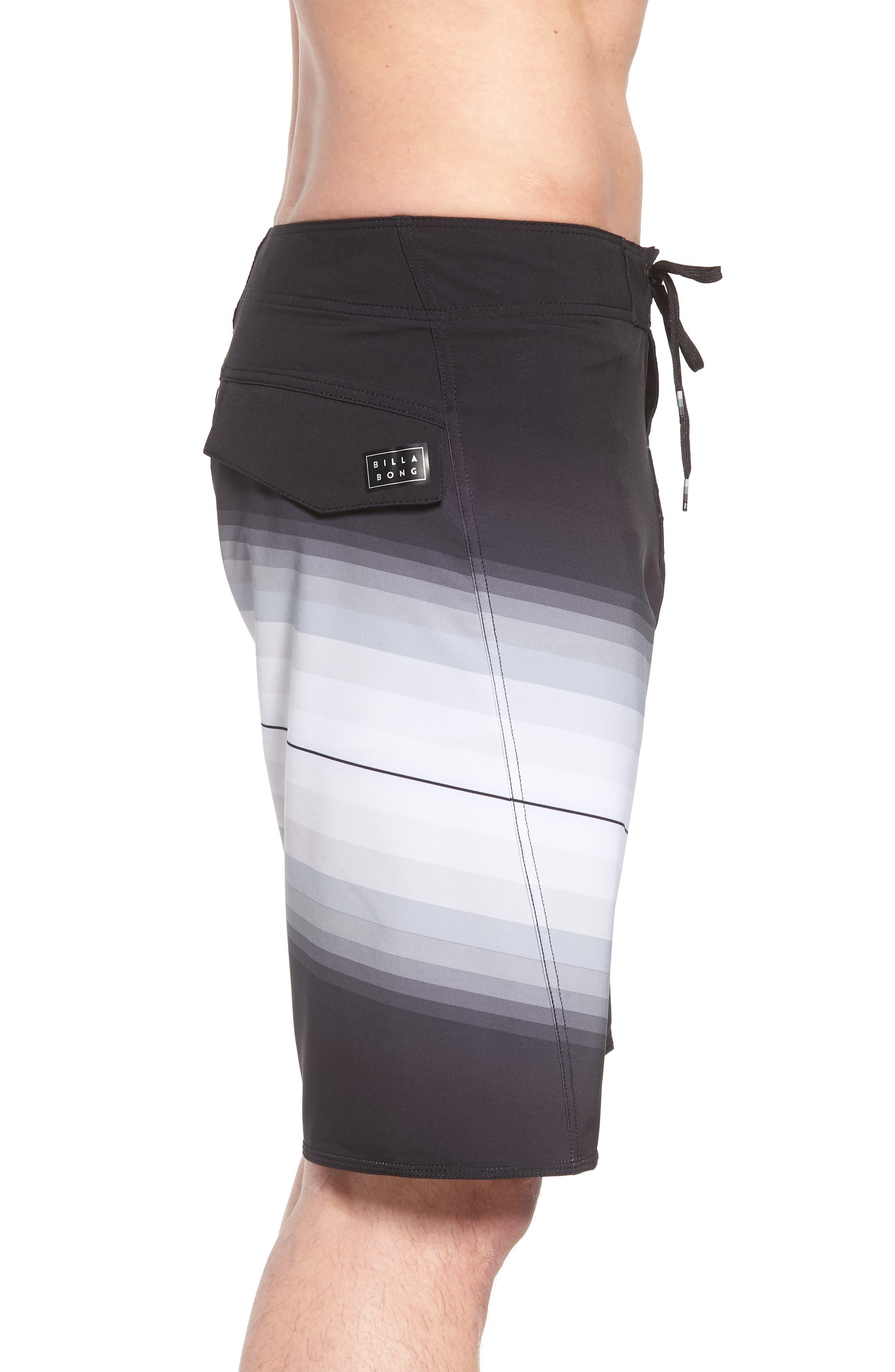 Fluid X Board Shorts,                             Alternate thumbnail 7, color,