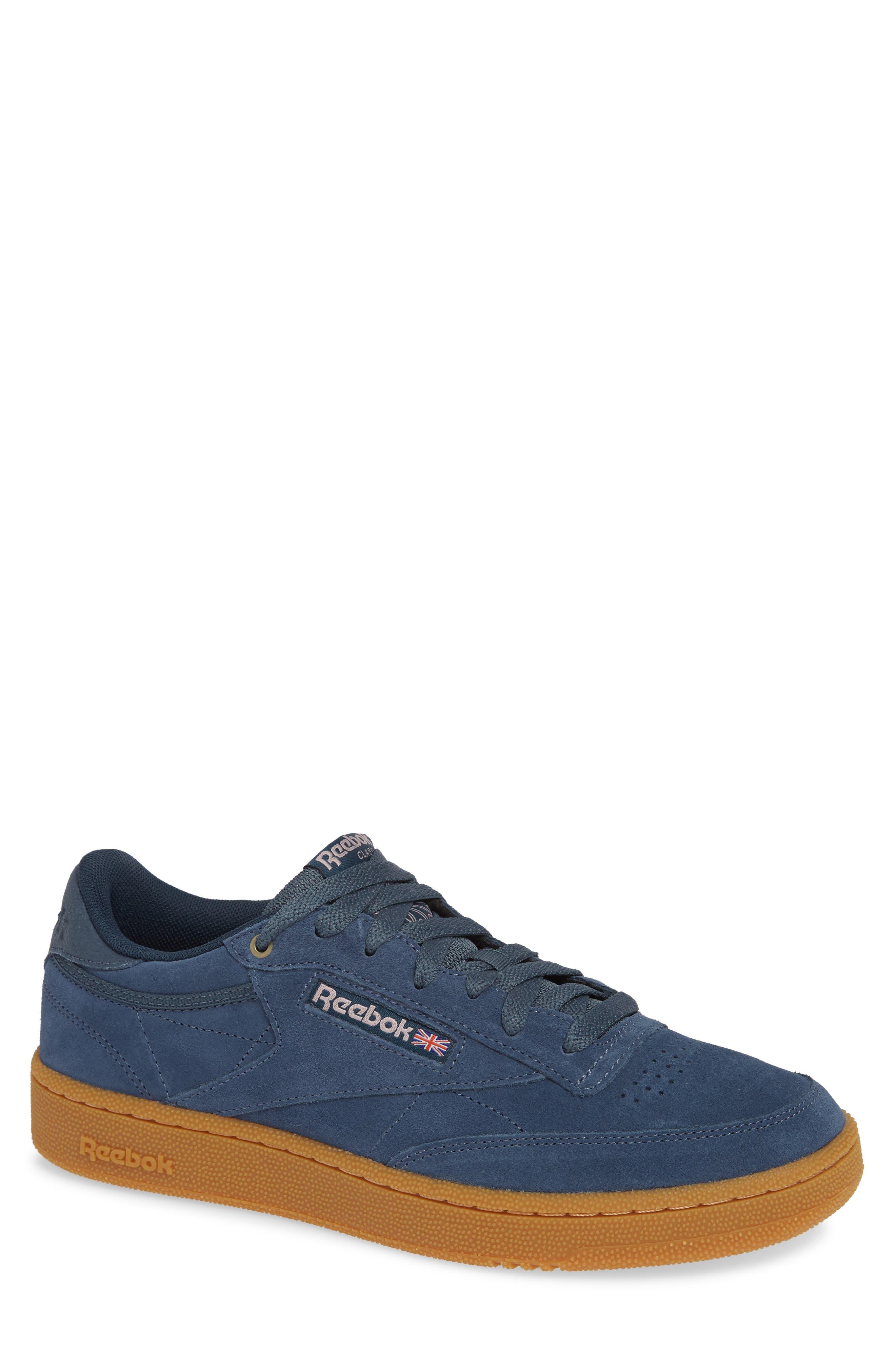 Club C 85 MU Sneaker,                             Main thumbnail 1, color,                             400