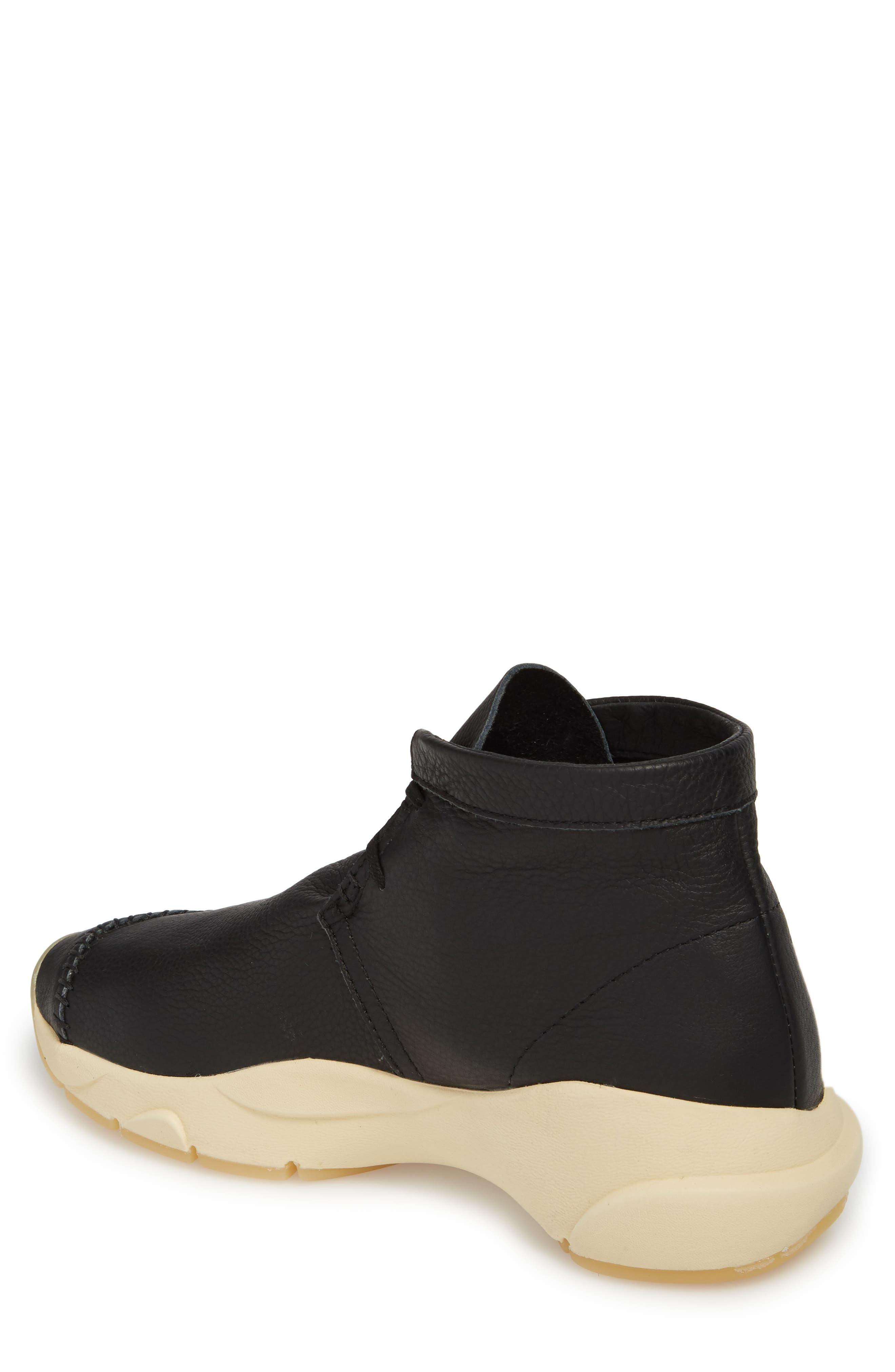 Castas Asymmetrical Chukka Sneaker,                             Alternate thumbnail 2, color,                             001