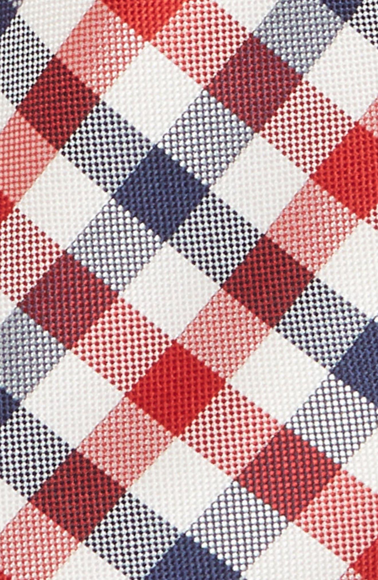Natte Weave Silk Tie,                             Alternate thumbnail 2, color,                             411