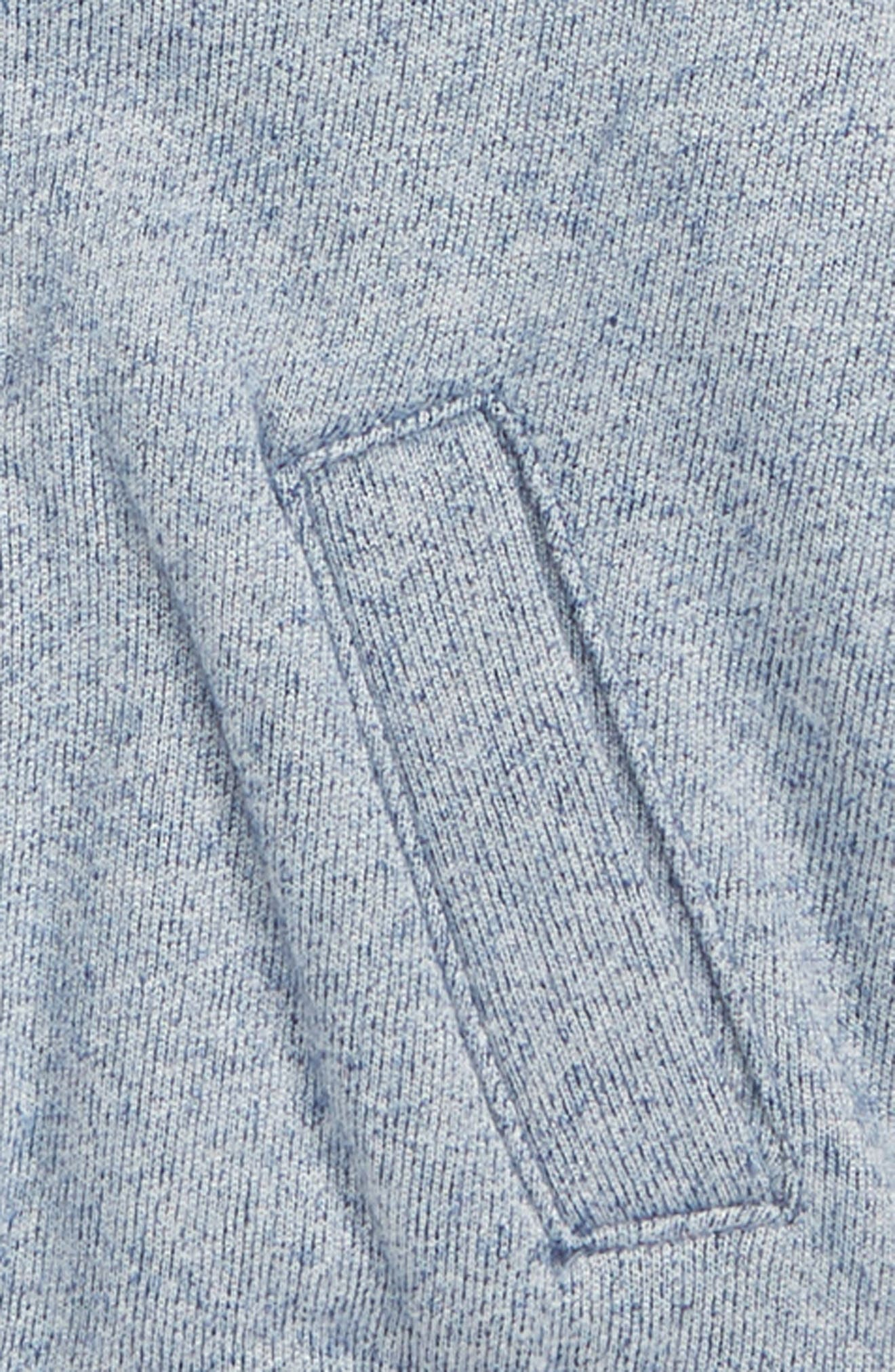 Novelty Varsity Jacket,                             Alternate thumbnail 2, color,                             NAVY DENIM