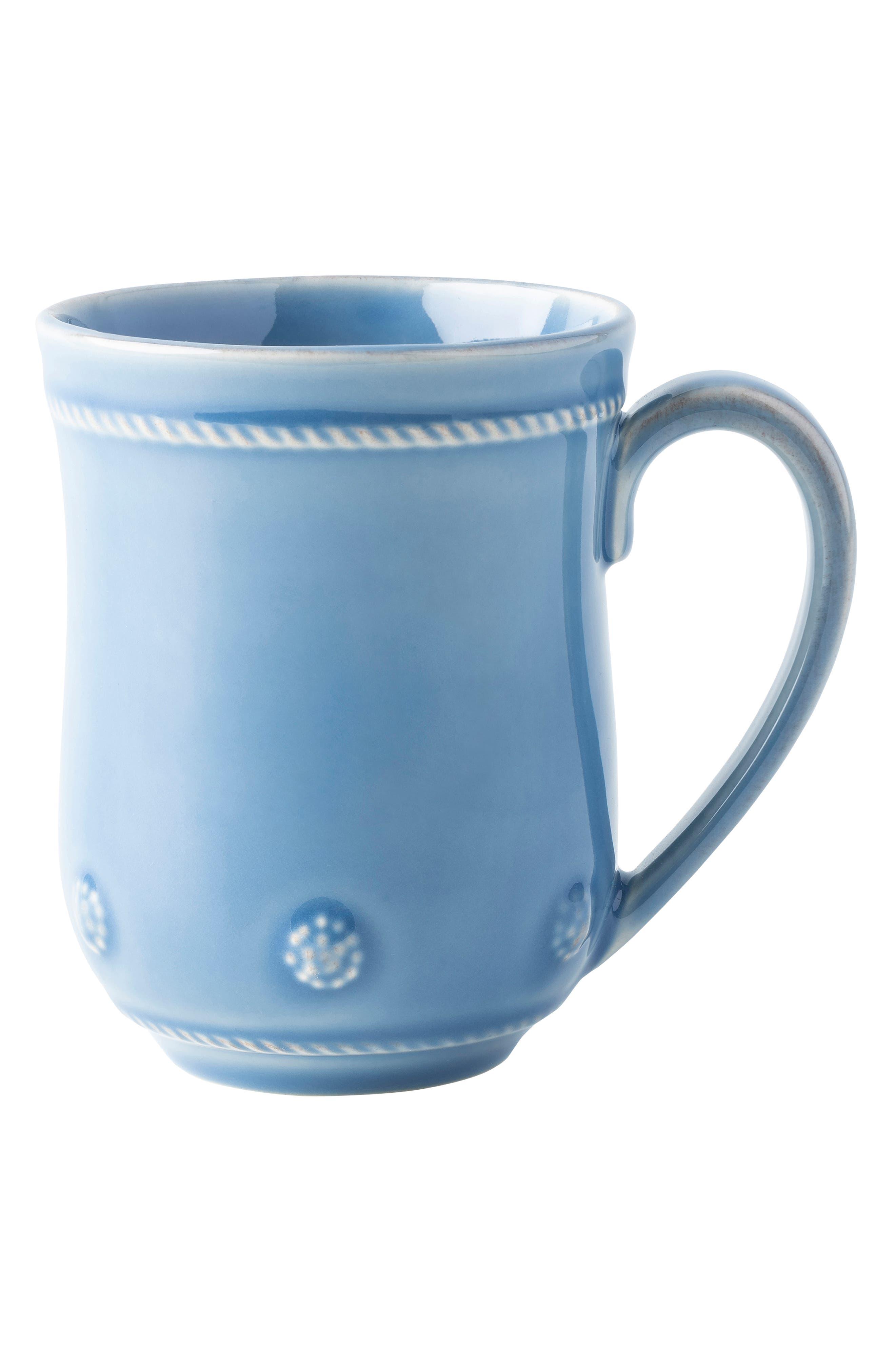 Juliska Berry And Thread Mug Size One Size  Blue