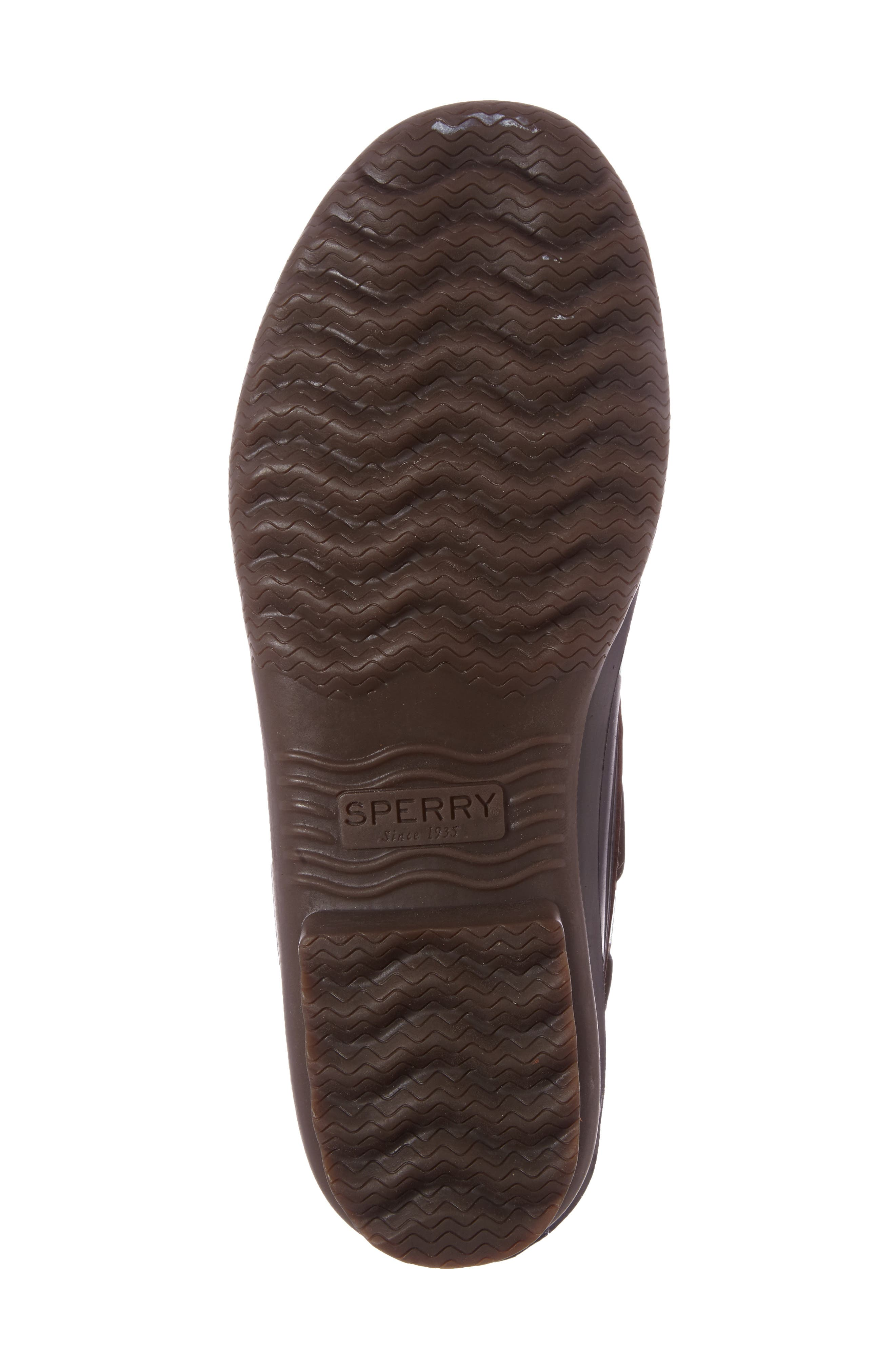 'Decoy' Waterproof Boot,                             Alternate thumbnail 4, color,                             002