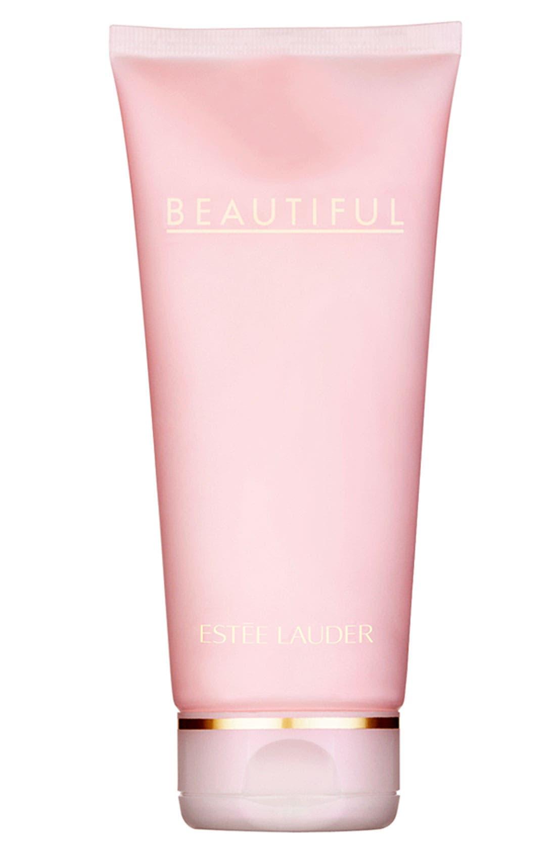 ESTÉE LAUDER,                             Beautiful Bath & Shower Gelée,                             Main thumbnail 1, color,                             000