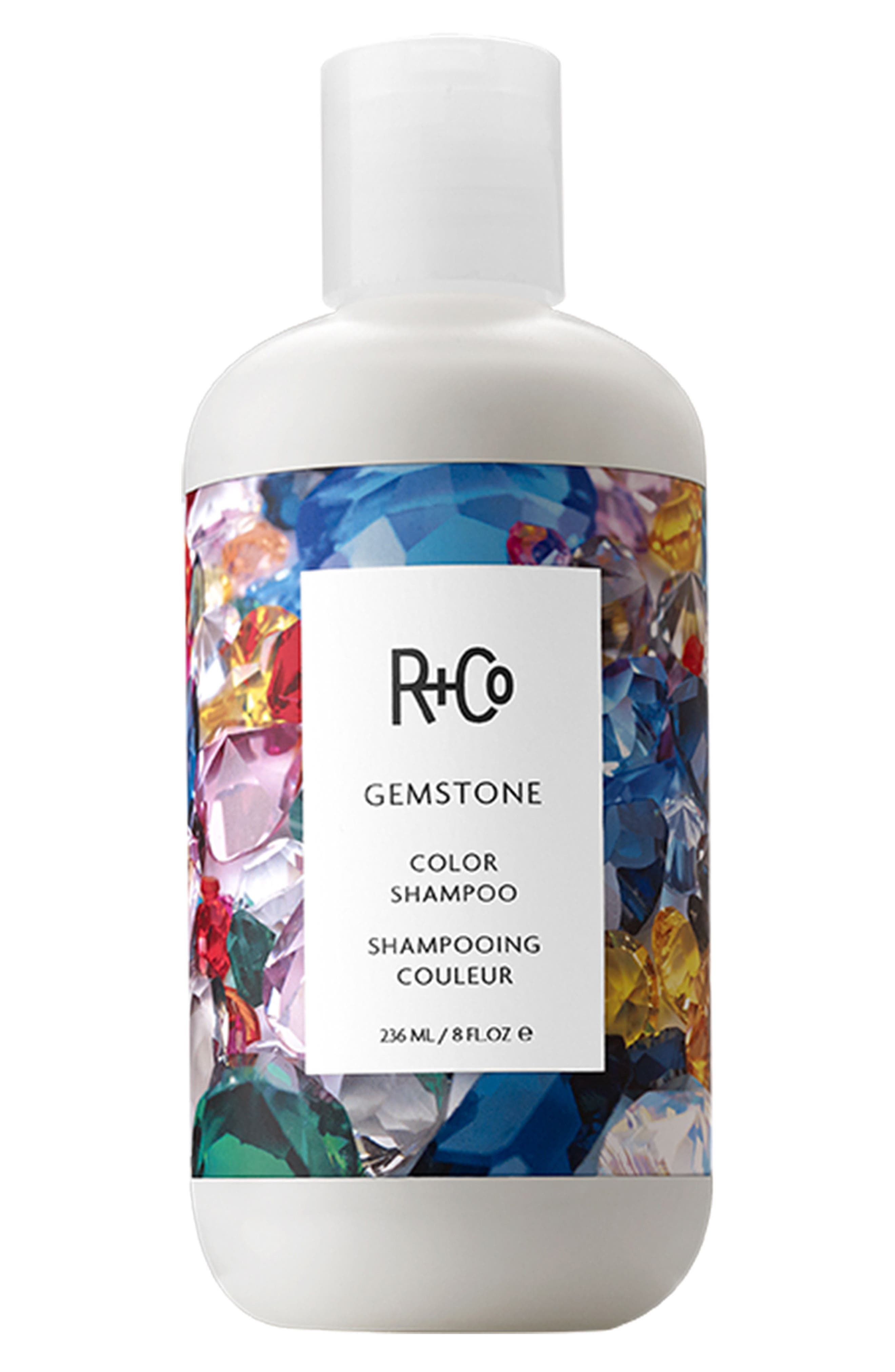 R+CO,                             SPACE.NK.apothecary R+Co Gemstone Color Shampoo,                             Alternate thumbnail 3, color,                             960