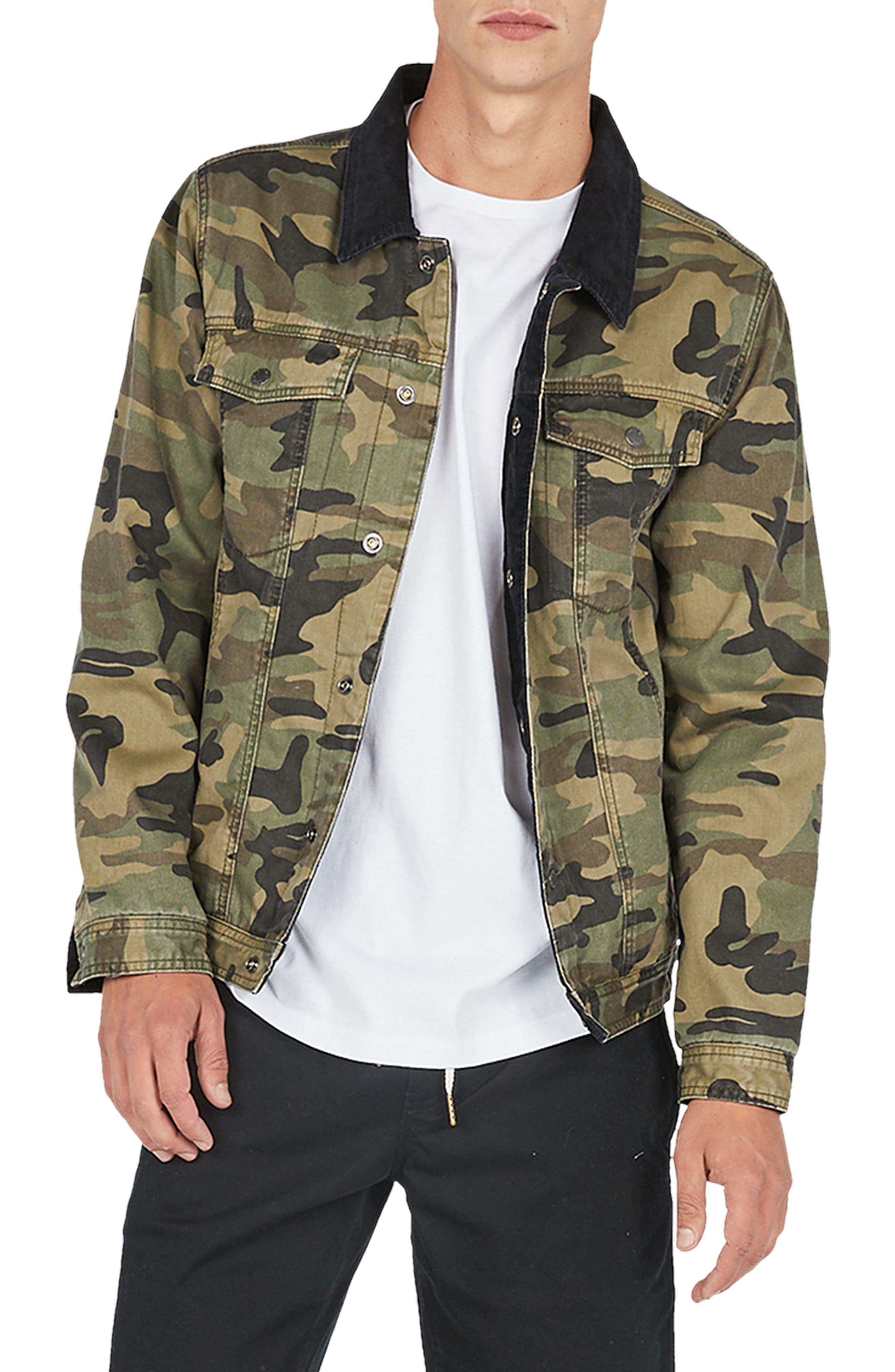 Reversible Denim Jacket,                             Alternate thumbnail 2, color,                             001
