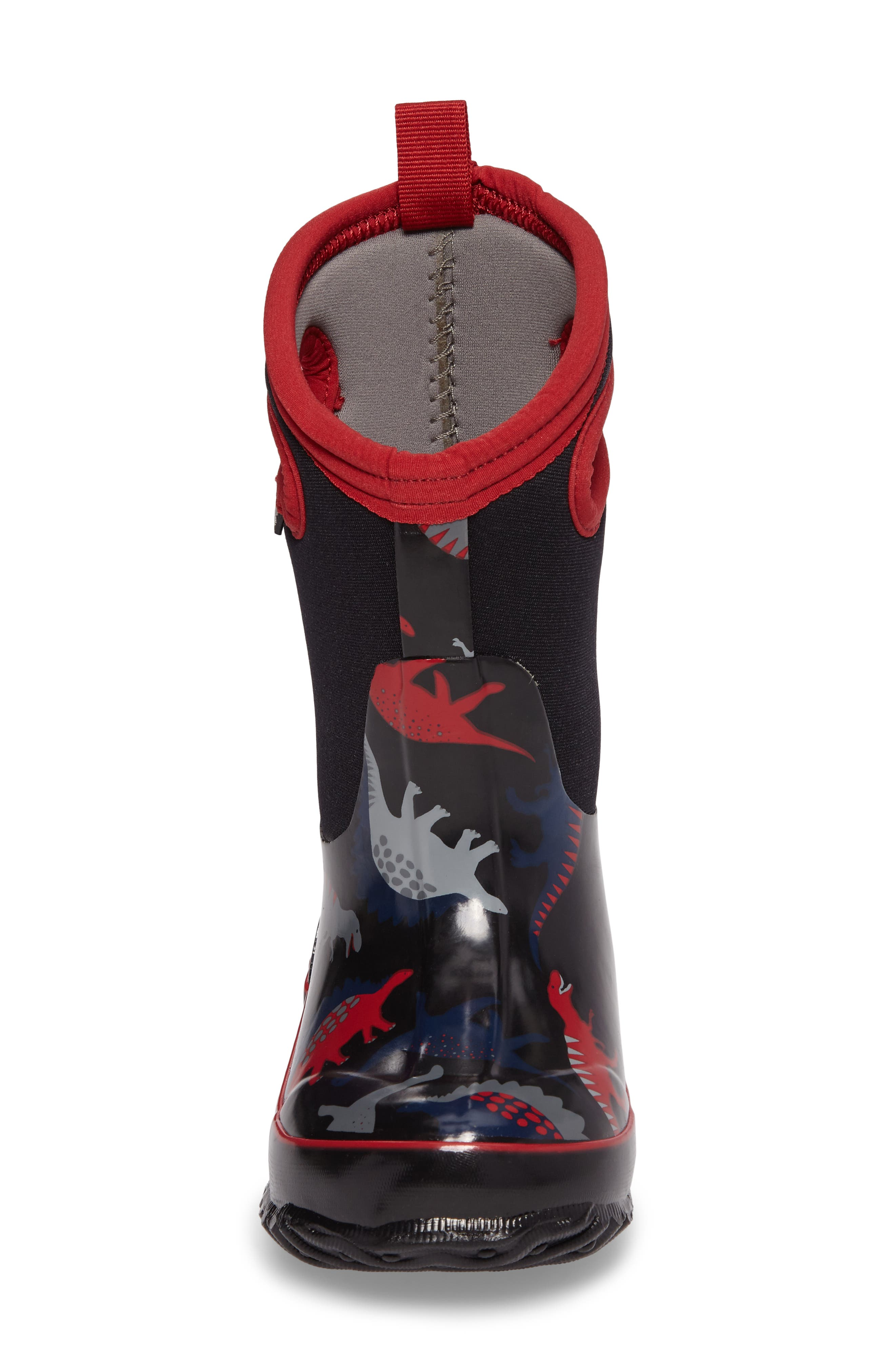Classic Dino Insulated Waterproof Boot,                             Alternate thumbnail 8, color,