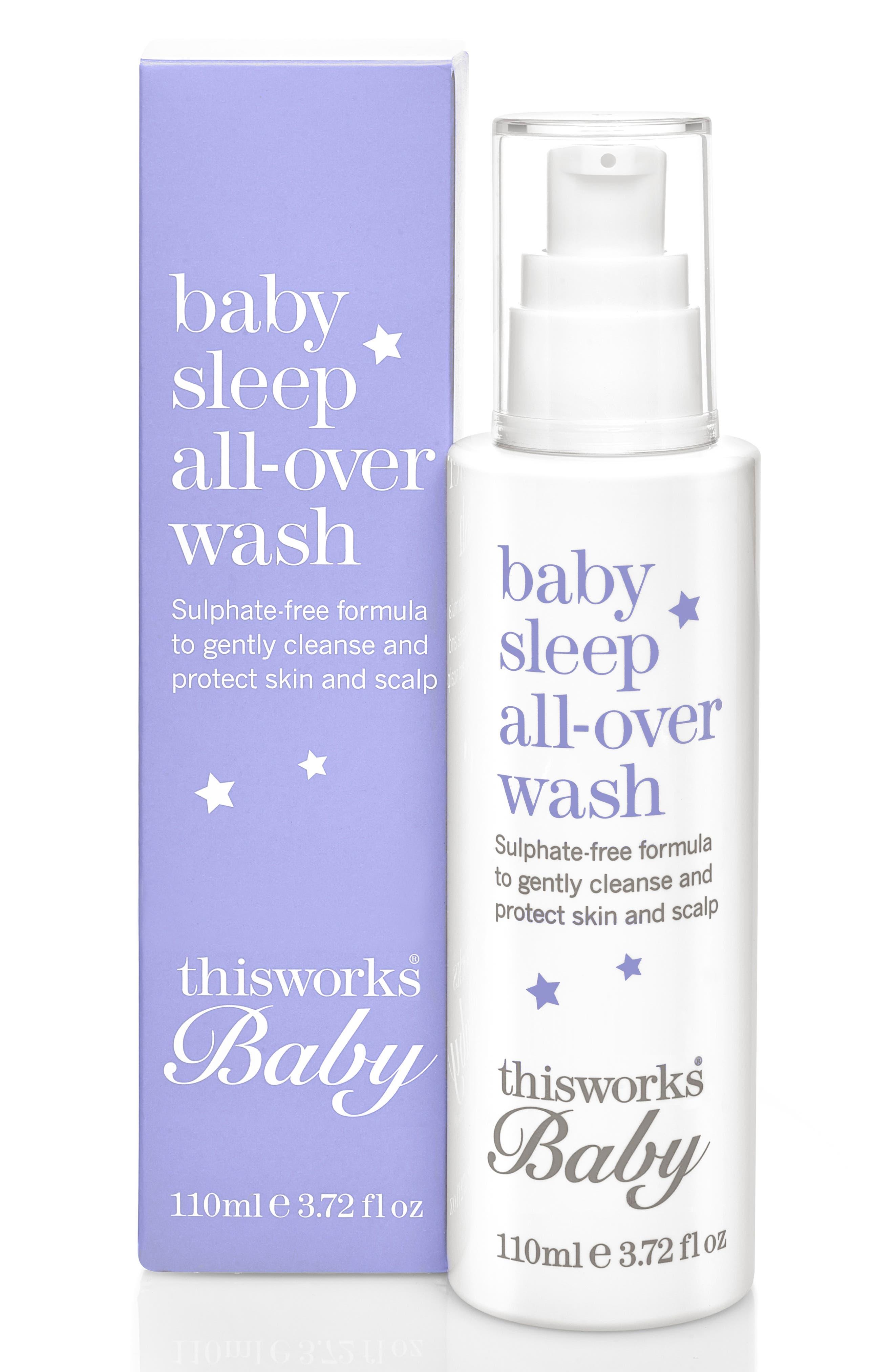 Baby Sleep Pillow Spray,                             Alternate thumbnail 2, color,                             NO COLOR