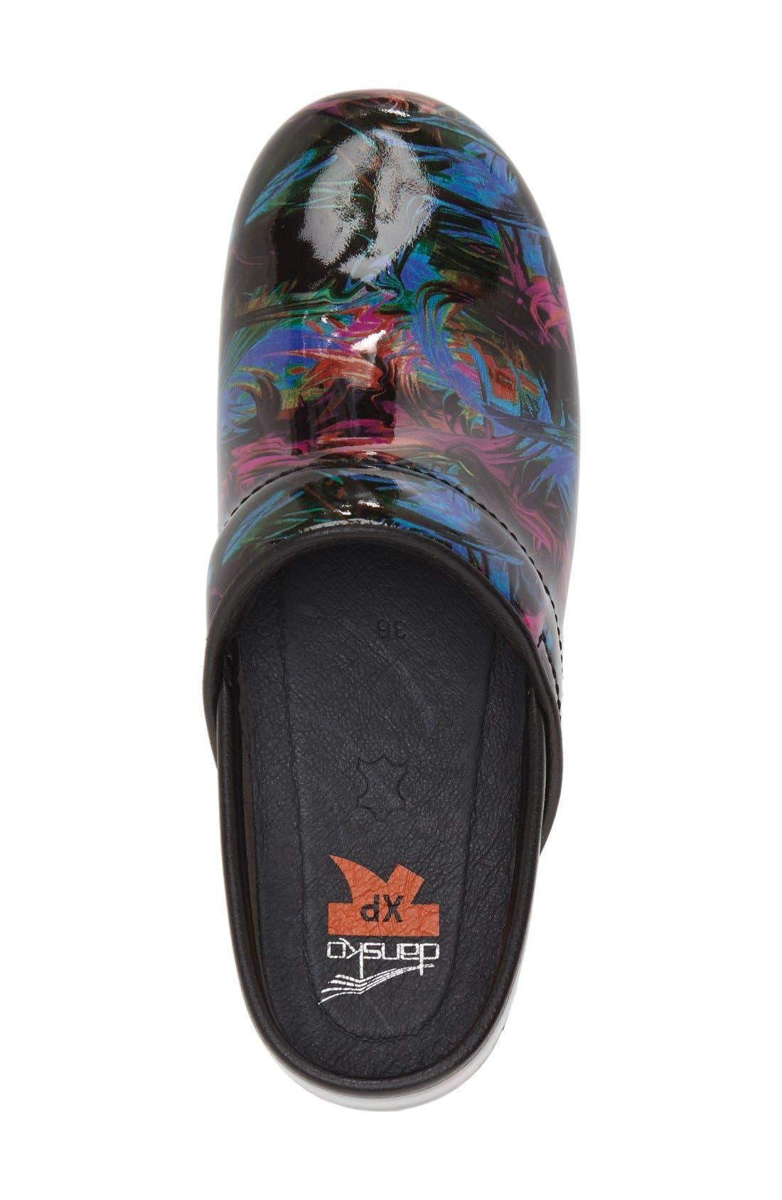 'Pro XP' Patent Leather Clog,                             Alternate thumbnail 50, color,