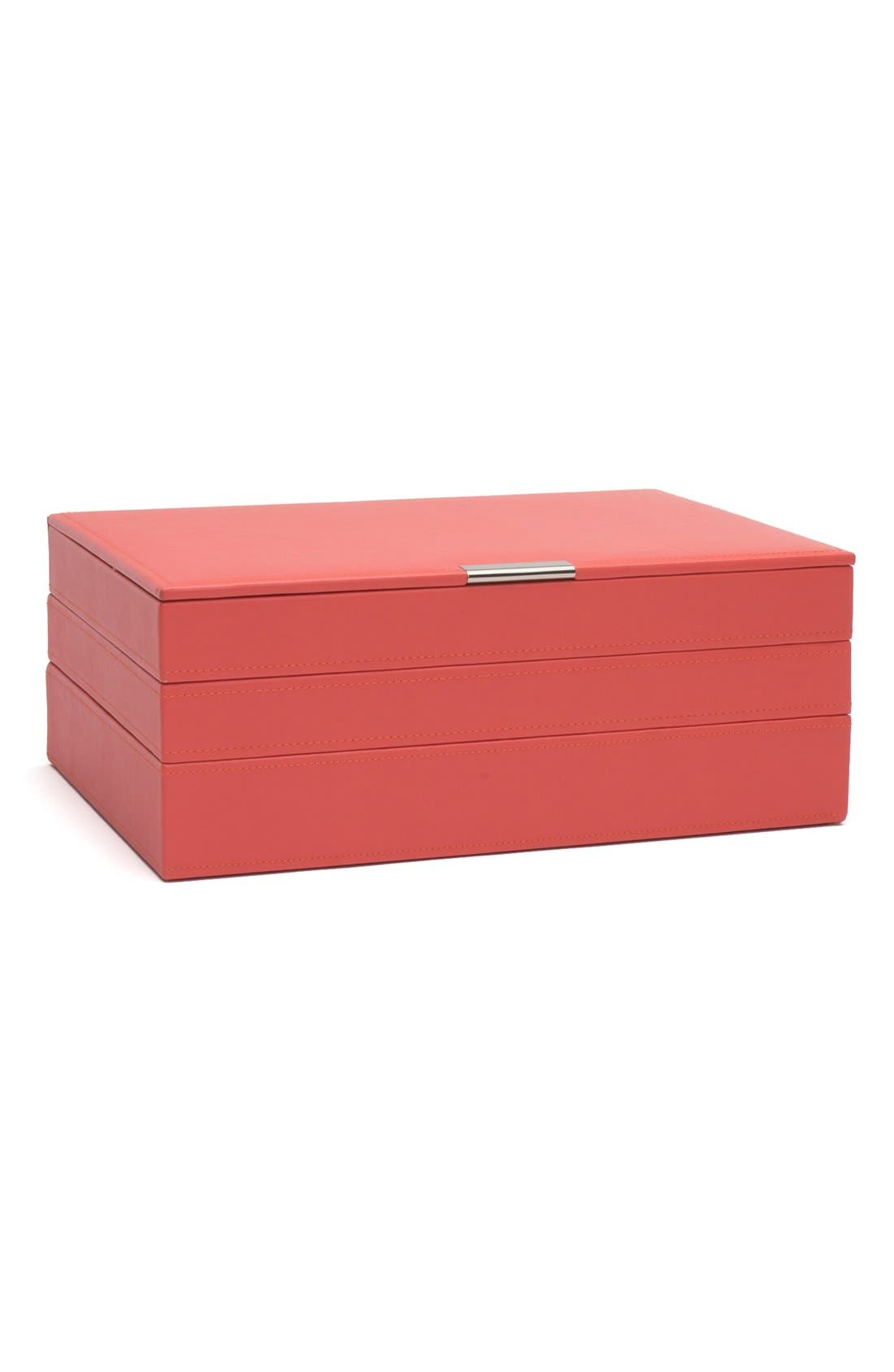'Large Stackable' Jewelry Trays,                             Alternate thumbnail 8, color,