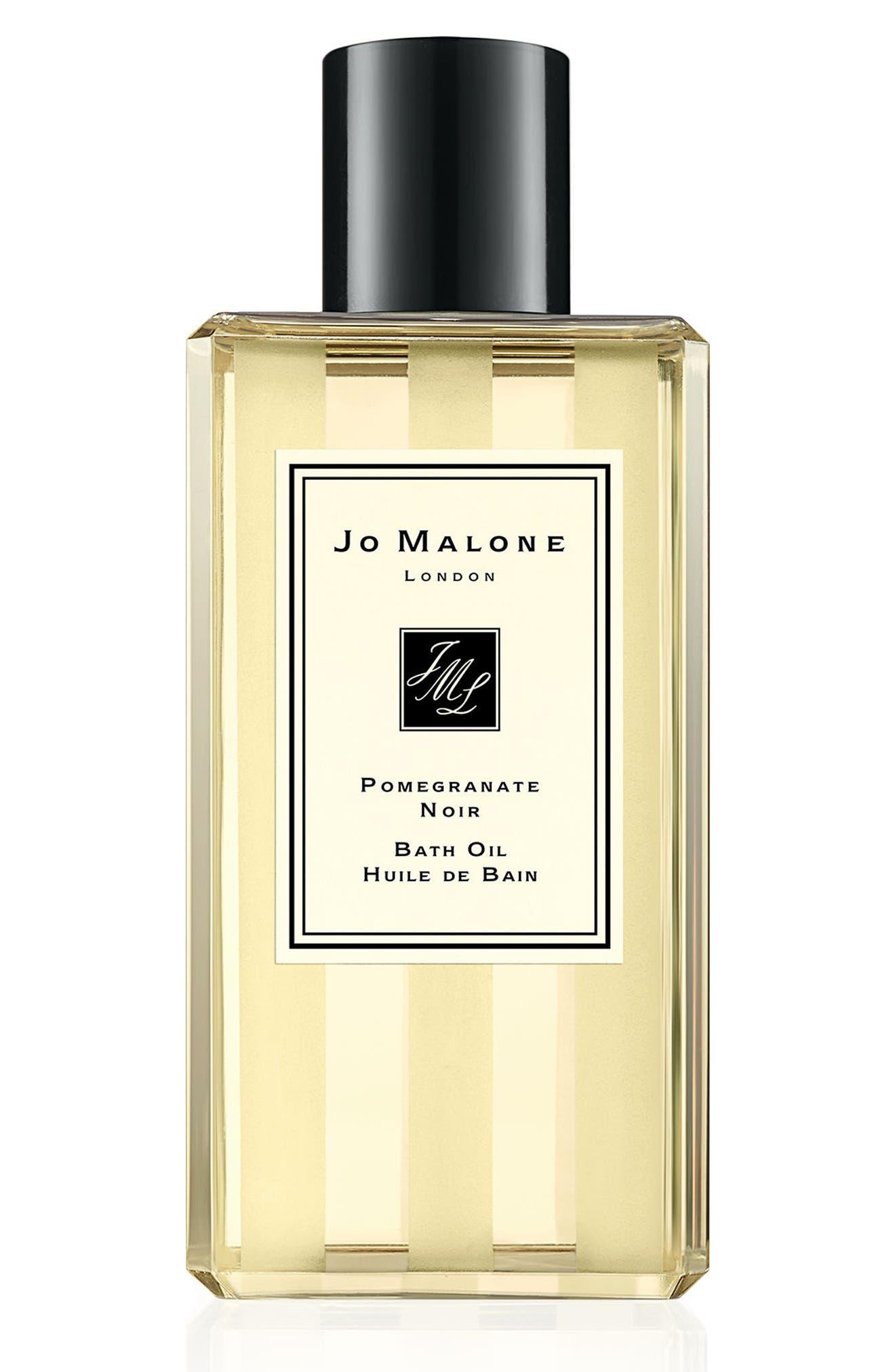 Jo Malone Pomegranate Noir Bath Oil,                             Main thumbnail 1, color,                             NO COLOR