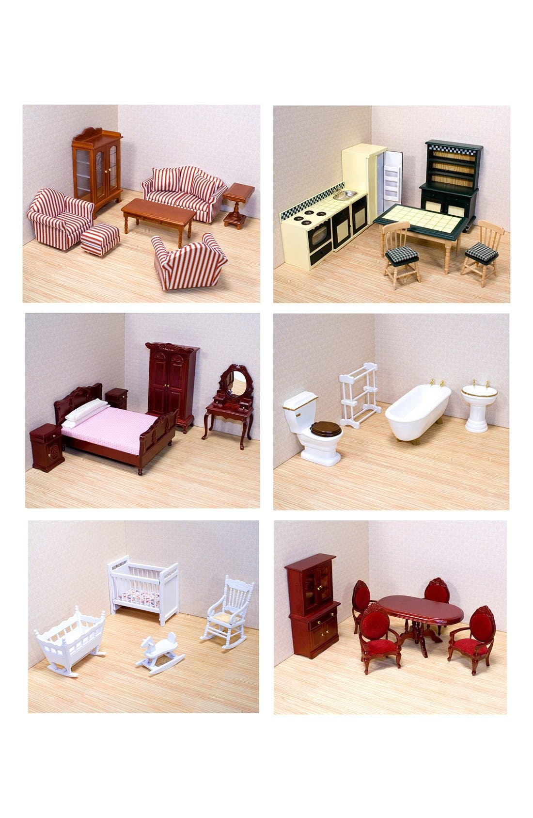 Furniture Bundle,                             Main thumbnail 1, color,                             NONE
