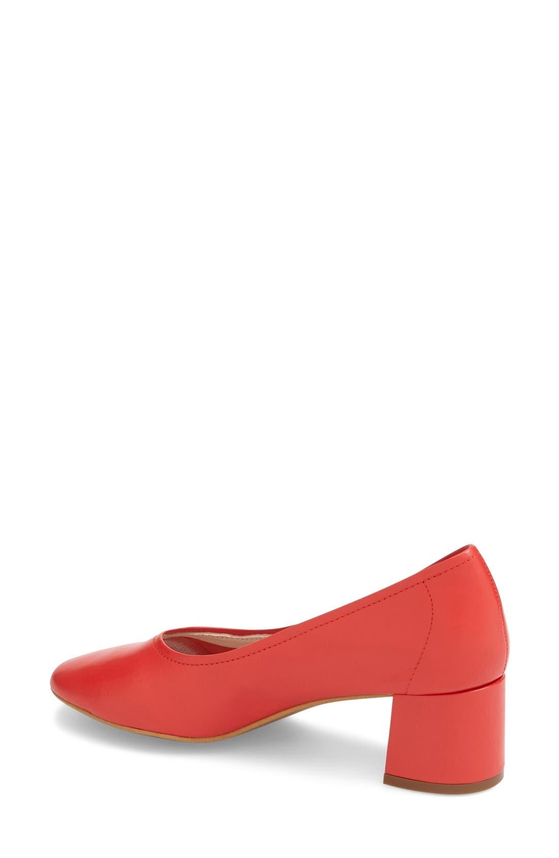 'Juno' Ballet Shoe,                             Alternate thumbnail 9, color,