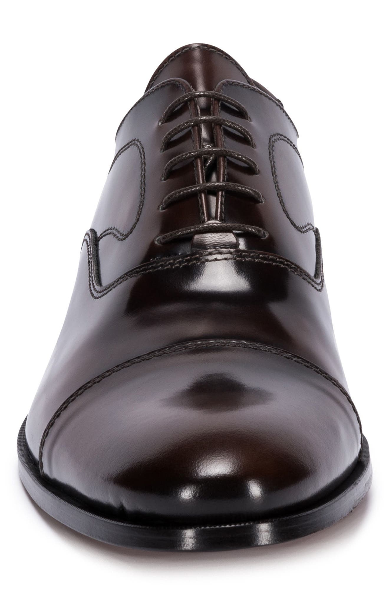 Garda Cap Toe Oxford,                             Alternate thumbnail 4, color,                             203