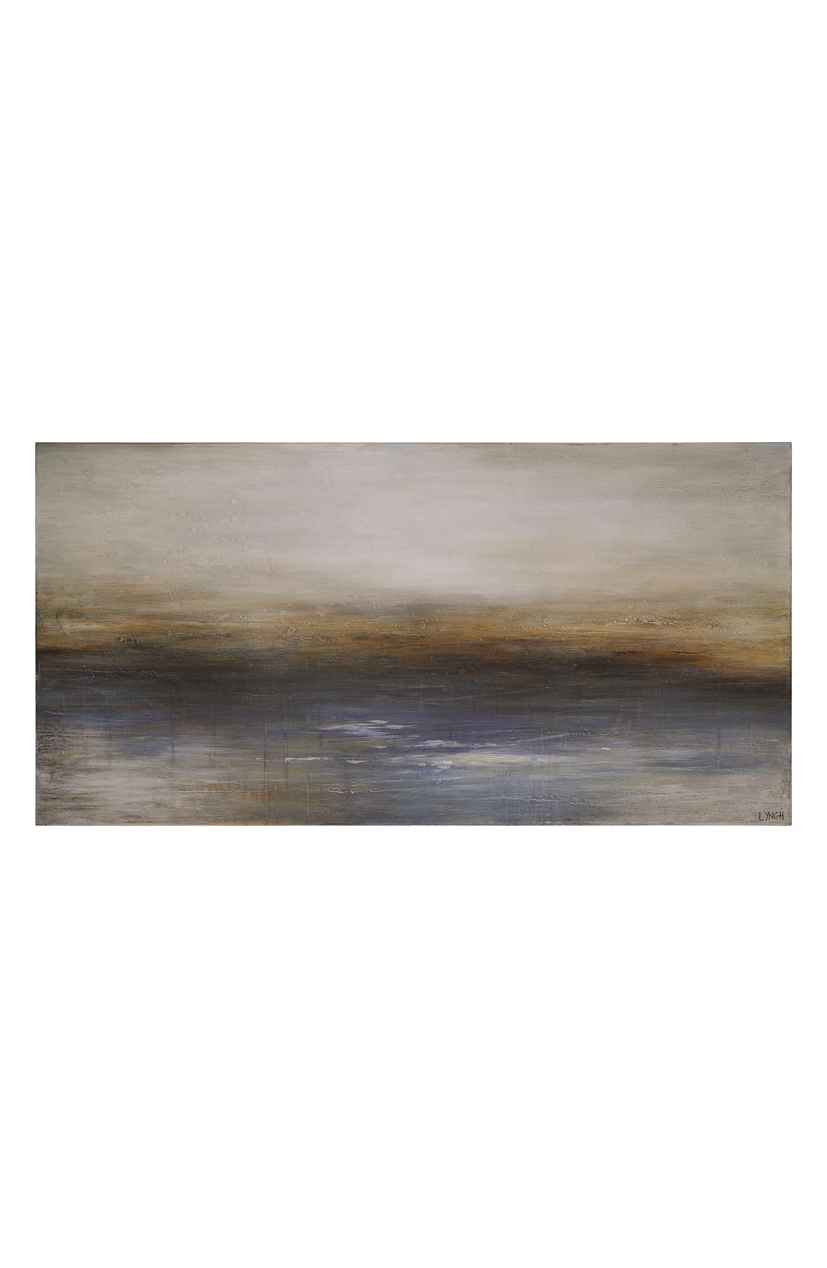 Calm Seas Canvas Wall Art,                             Main thumbnail 1, color,                             020
