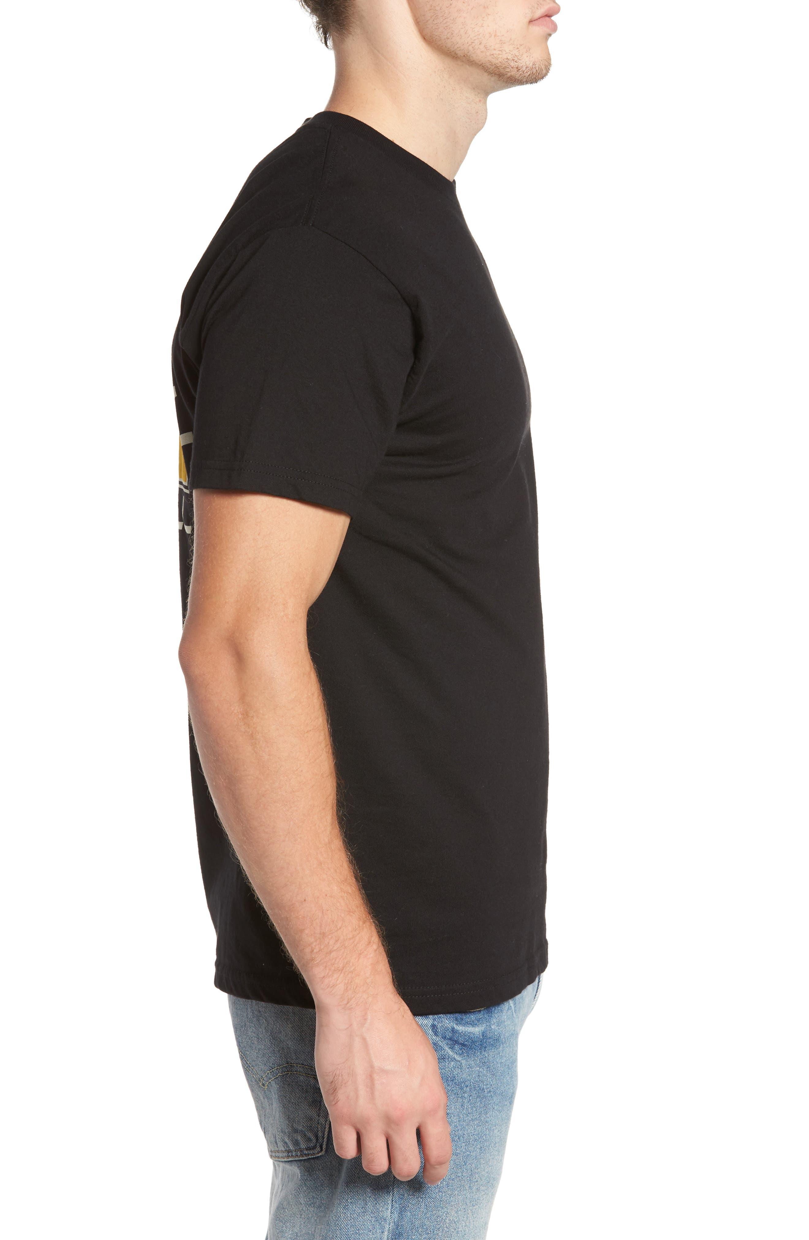 Triad Graphic T-Shirt,                             Alternate thumbnail 3, color,                             001