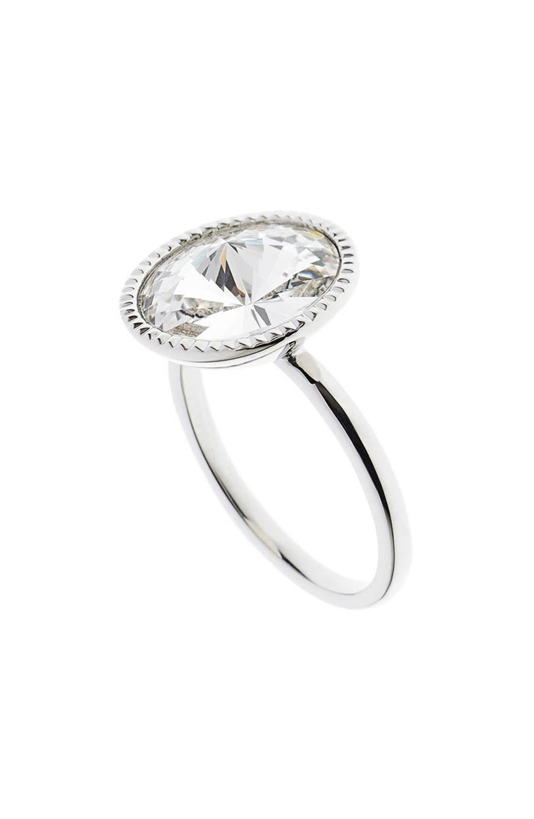 Rada Crystal Ring,                             Main thumbnail 1, color,                             041