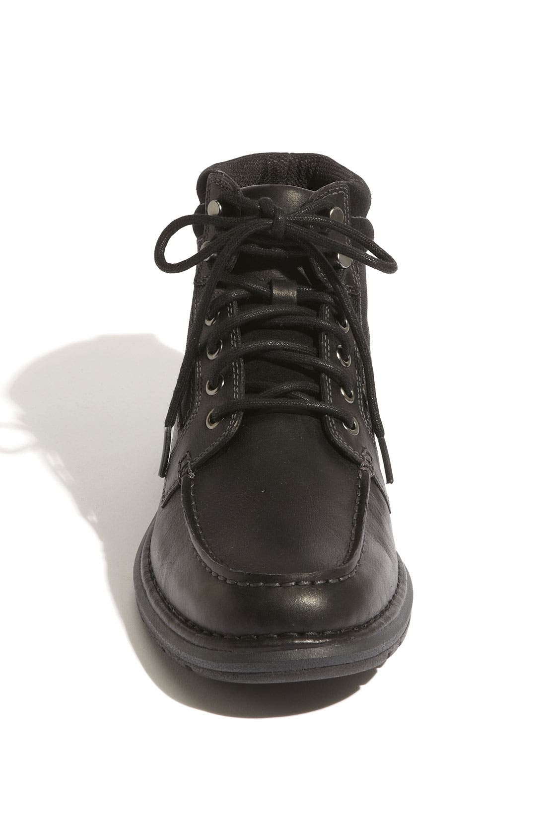 'Concord' Ankle Boot,                             Alternate thumbnail 3, color,                             001