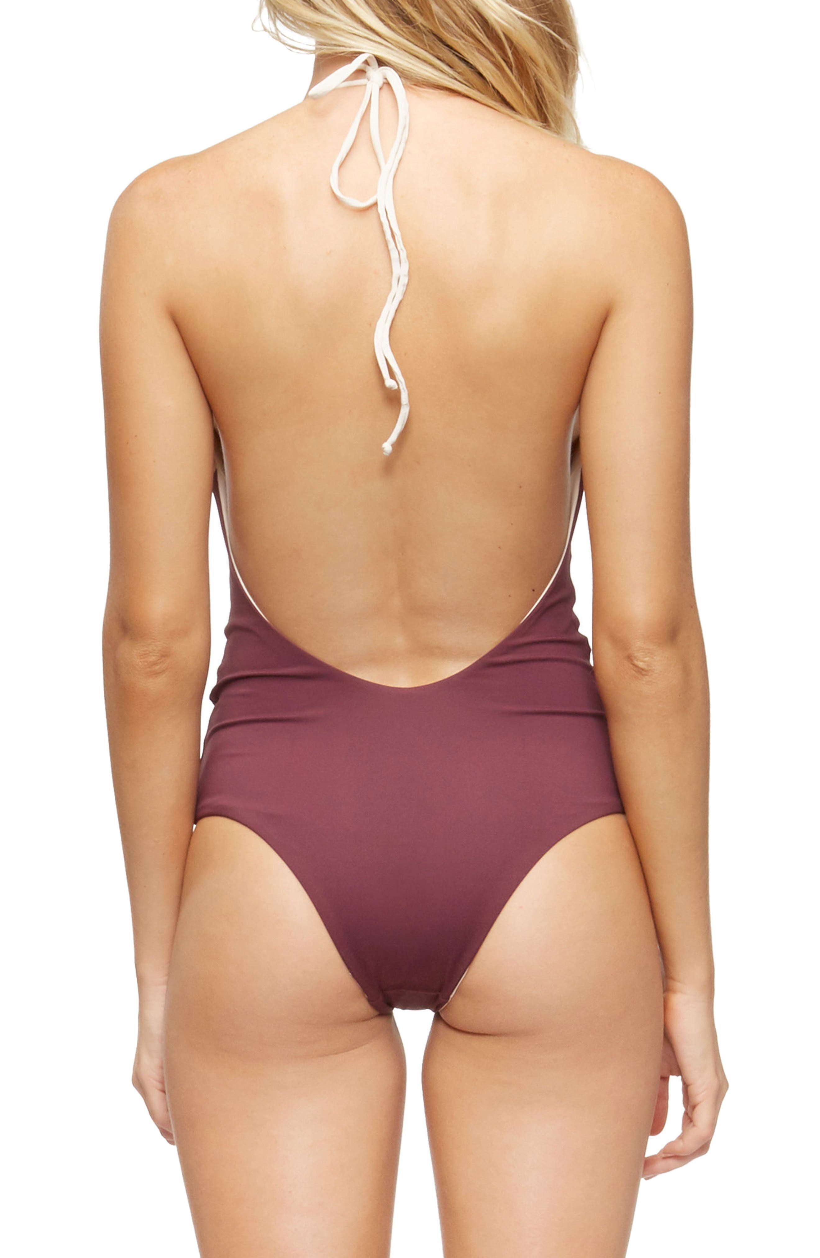Chase One-Piece Swimsuit,                             Alternate thumbnail 10, color,